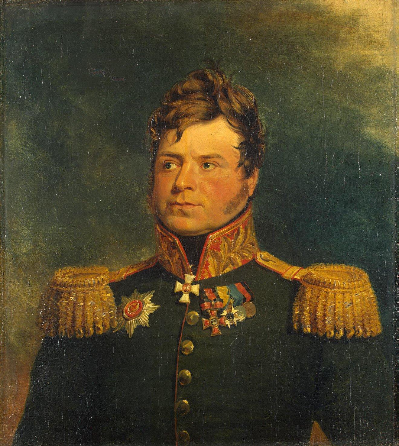 Ридингер, Александр Карлович
