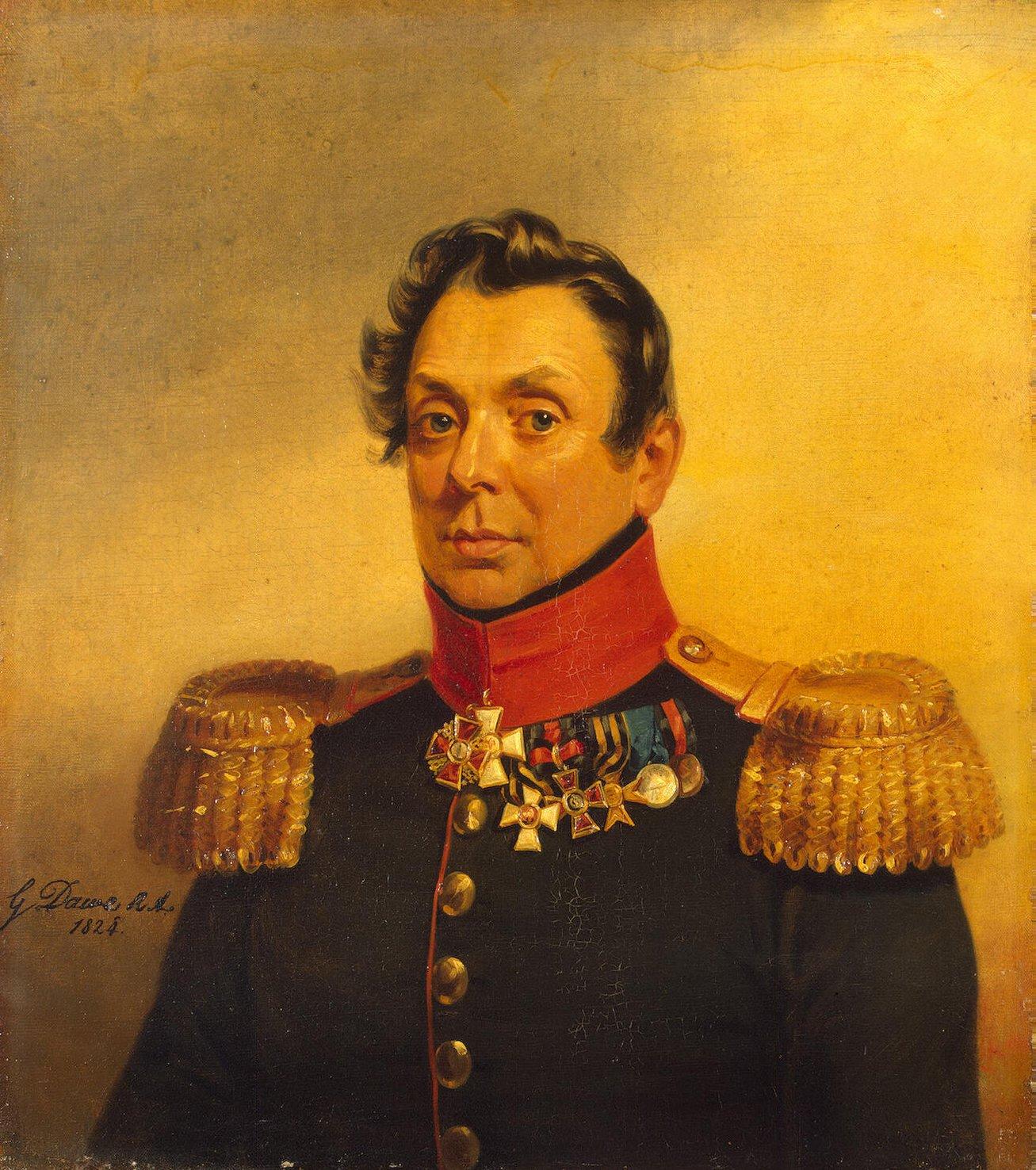 Рылеев, Михаил Николаевич