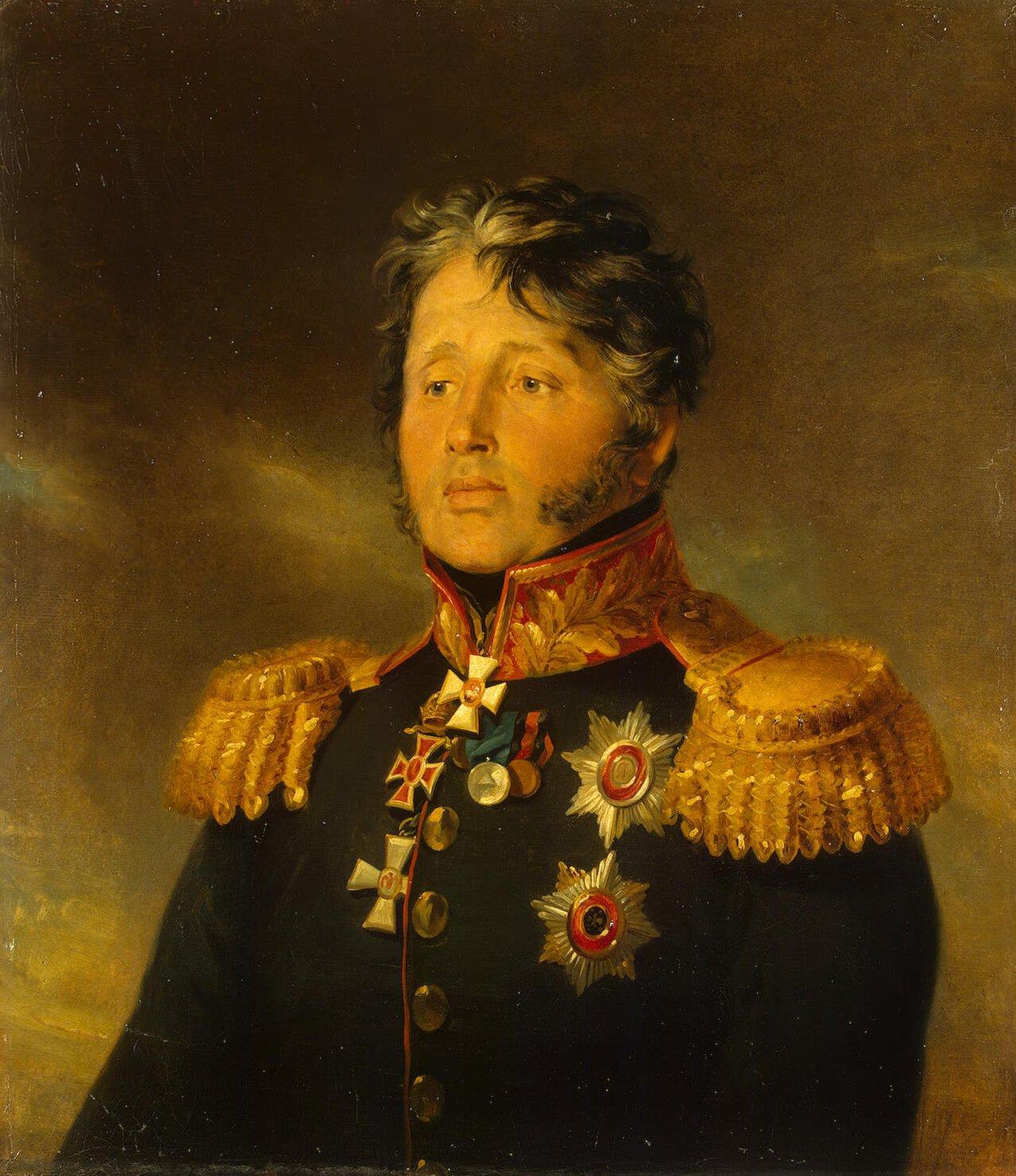 Сабанеев, Иван Васильевич