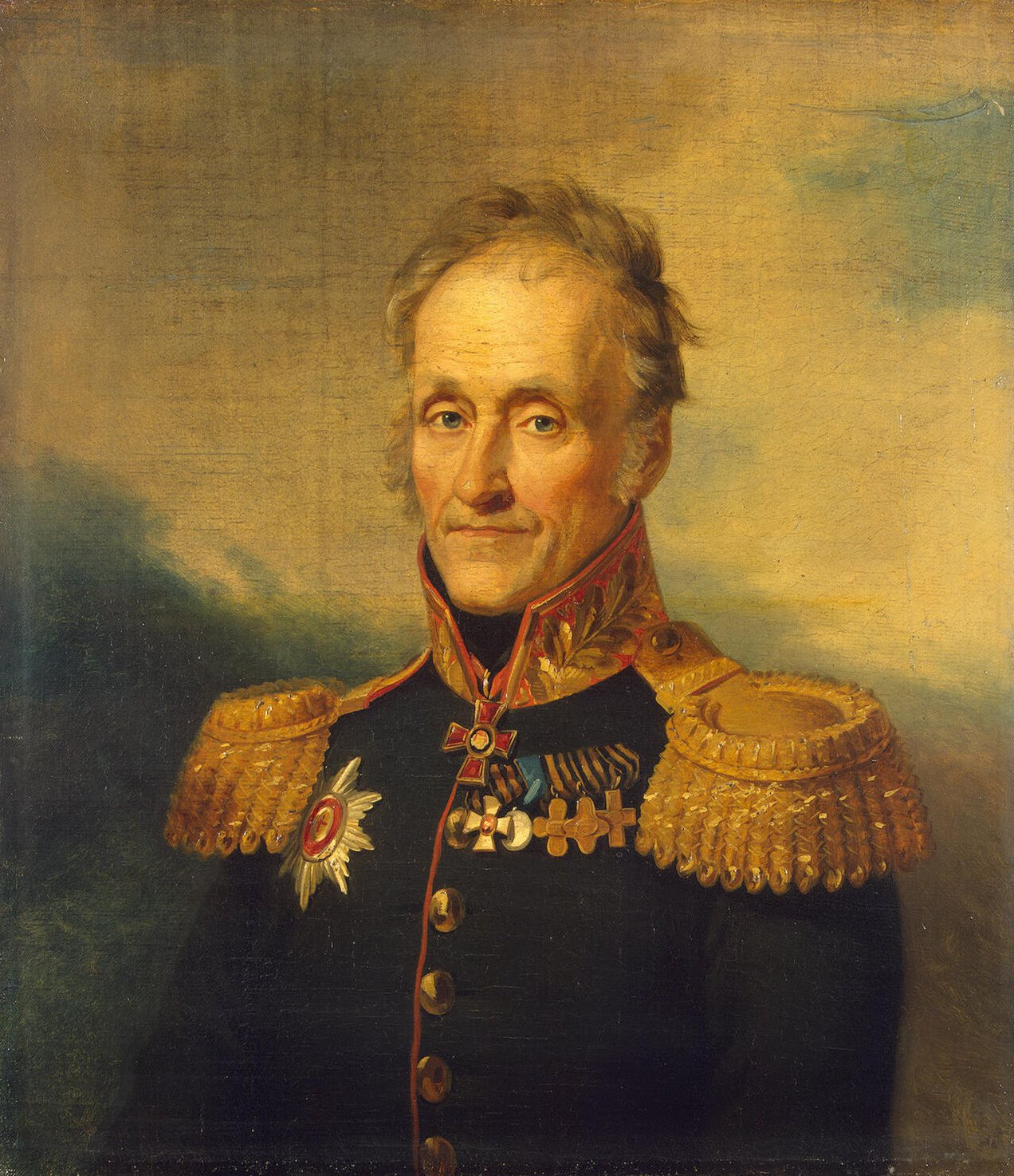 Сандерс, Фёдор Иванович