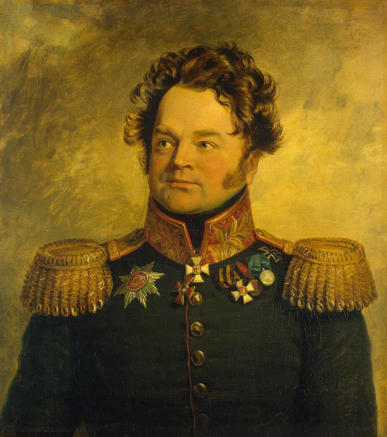 Свечин, Никанор Михайлович