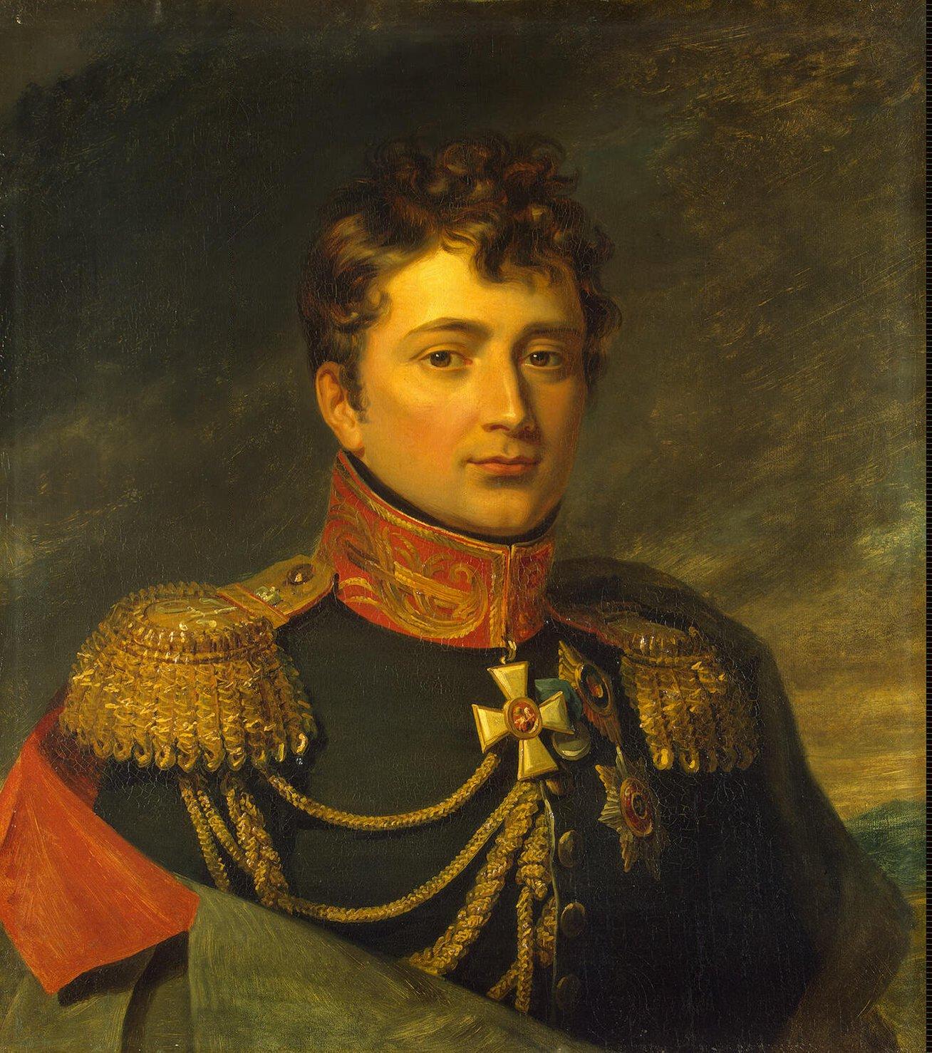 Сен-При, Эммануил Францевич