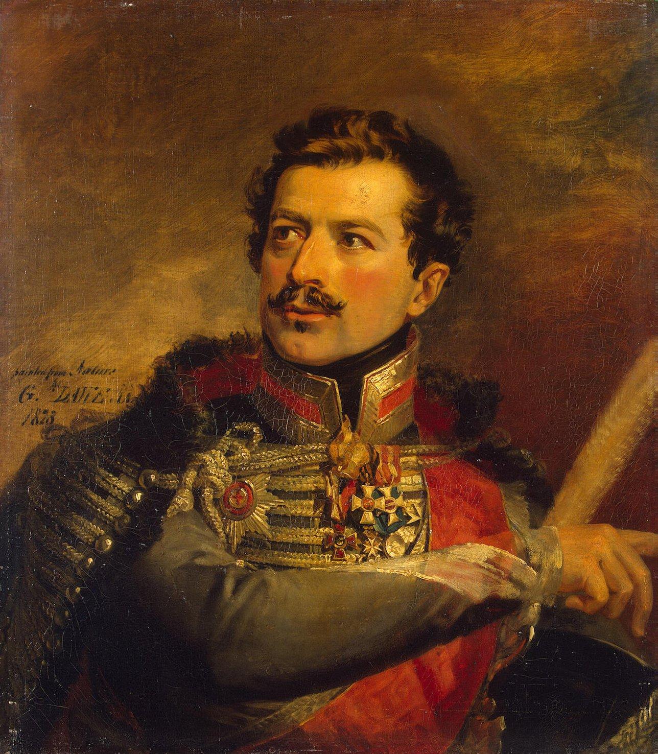 Сеславин, Александр Никитич