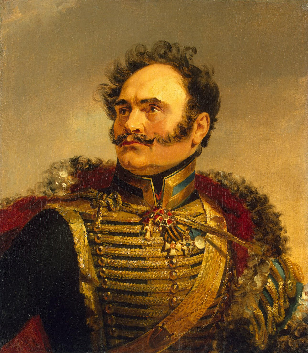 Сталь, Егор Фёдорович