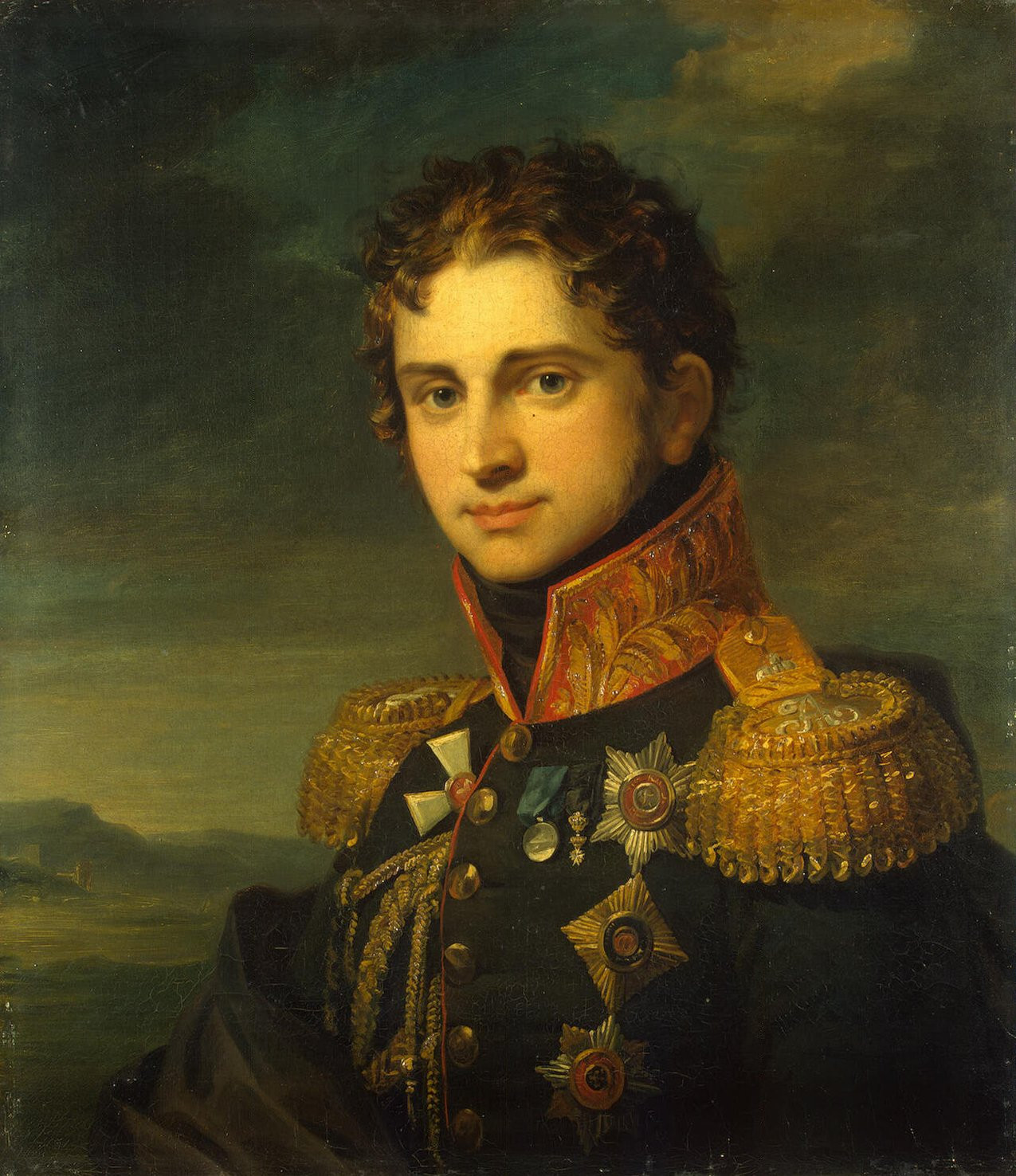 Строганов, Павел Александрович