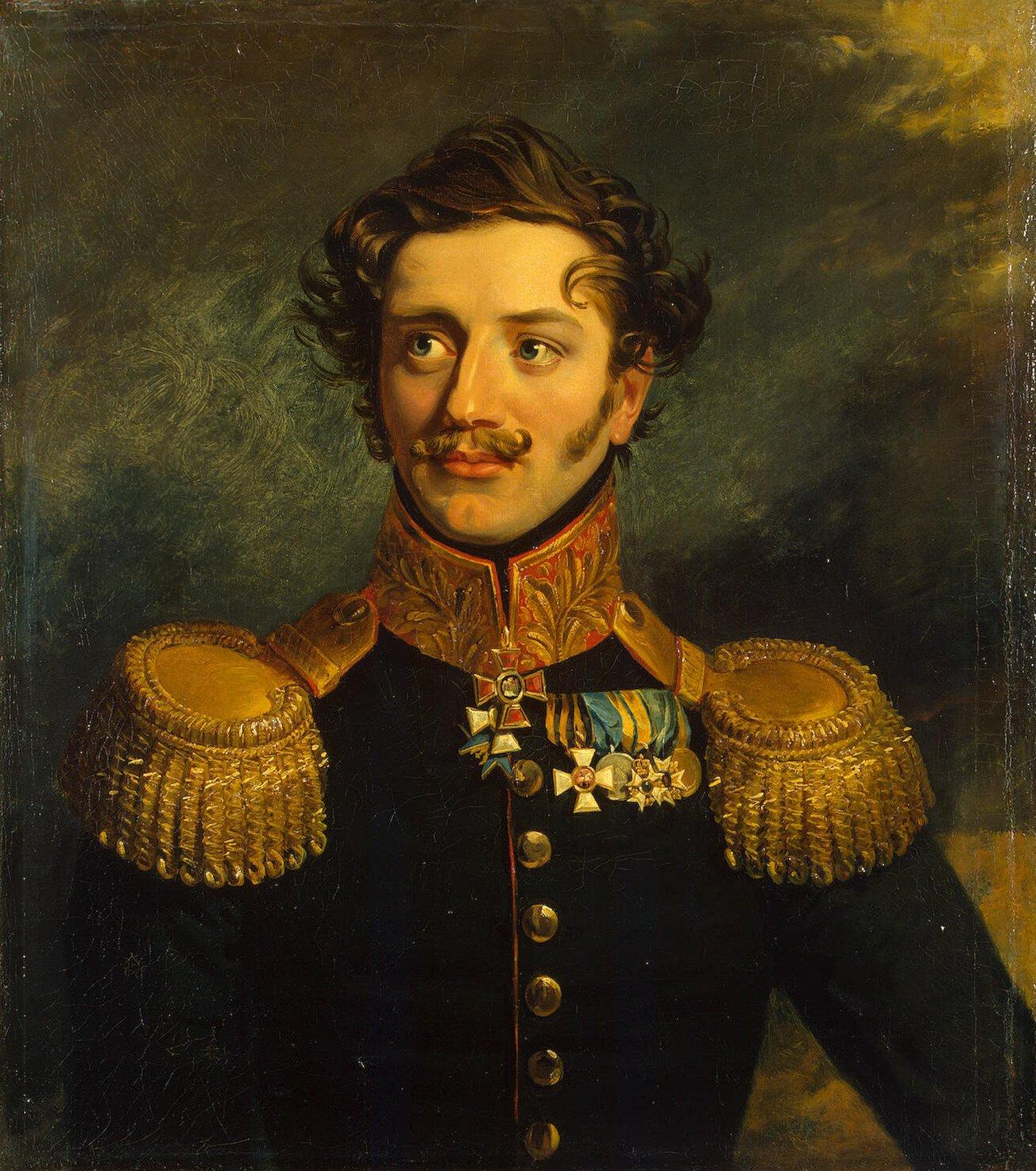 Сухтелен, Павел Петрович