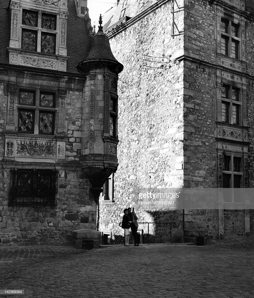 1962. Улица Ле-Мана