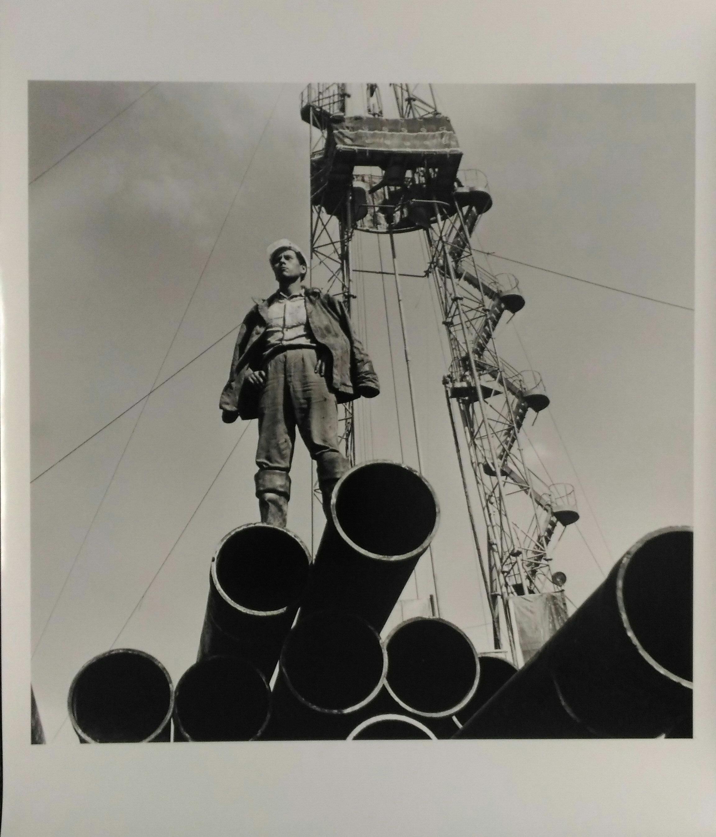 1950-е.  Бальтерманц Д.Н. «Индустрия и строительство».