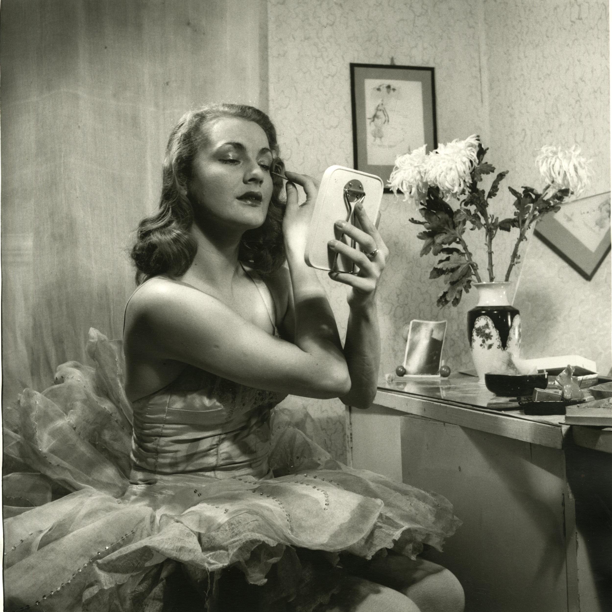 1950-е.  Руикович В.А. «Балерина»