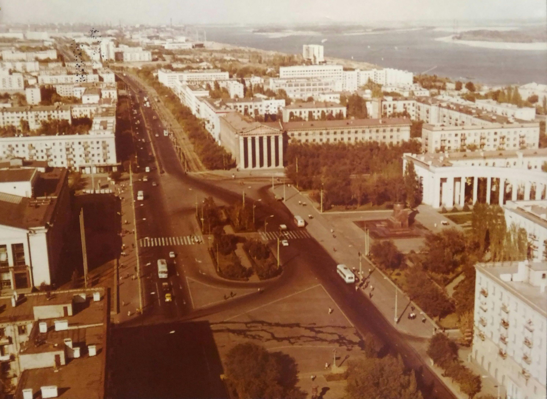 1960-е.  Зельма Г.А. «Волгоград сегодня»