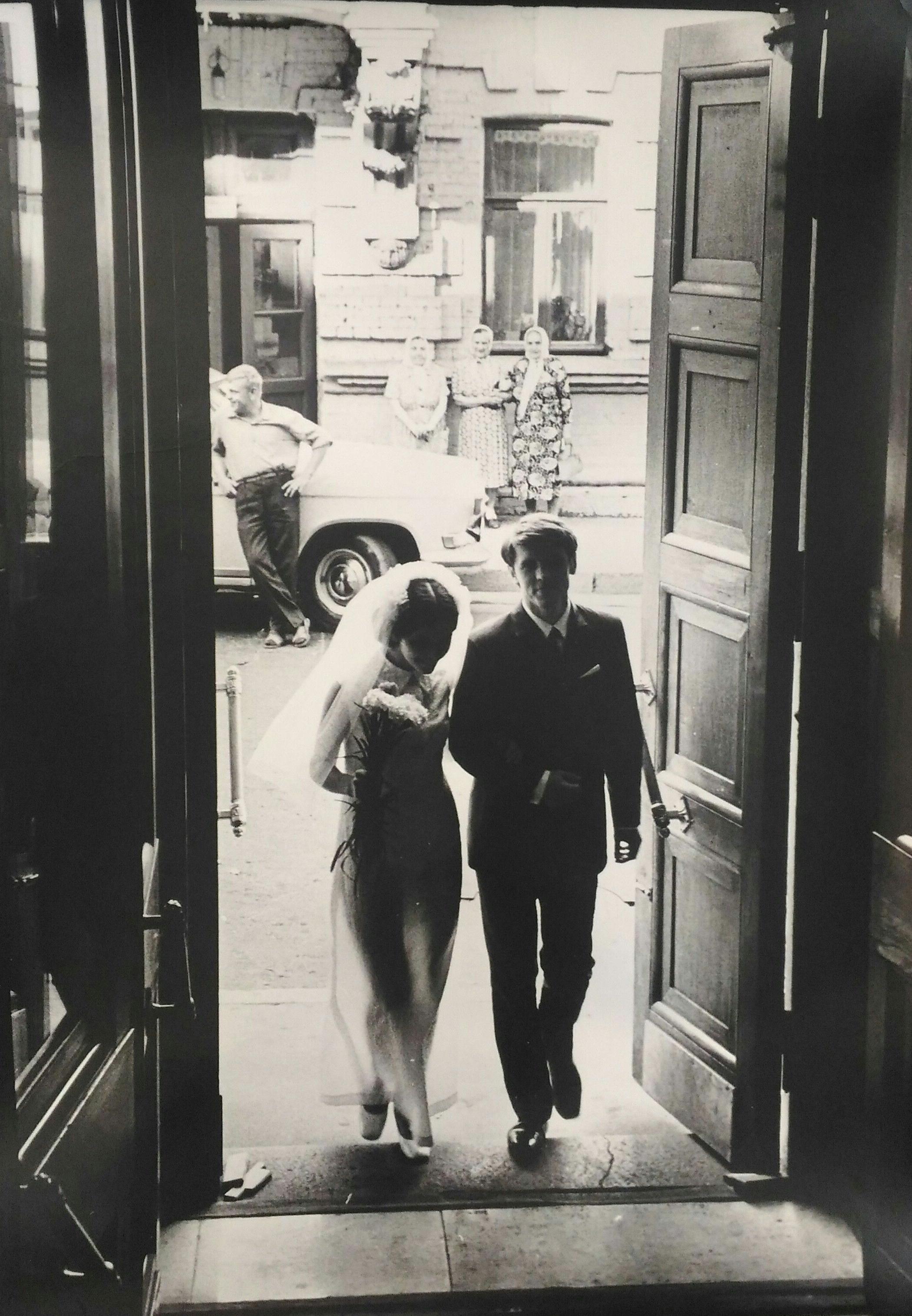 1970-е. Свиридова Н., Воздвиженский Д. «Свадьба»