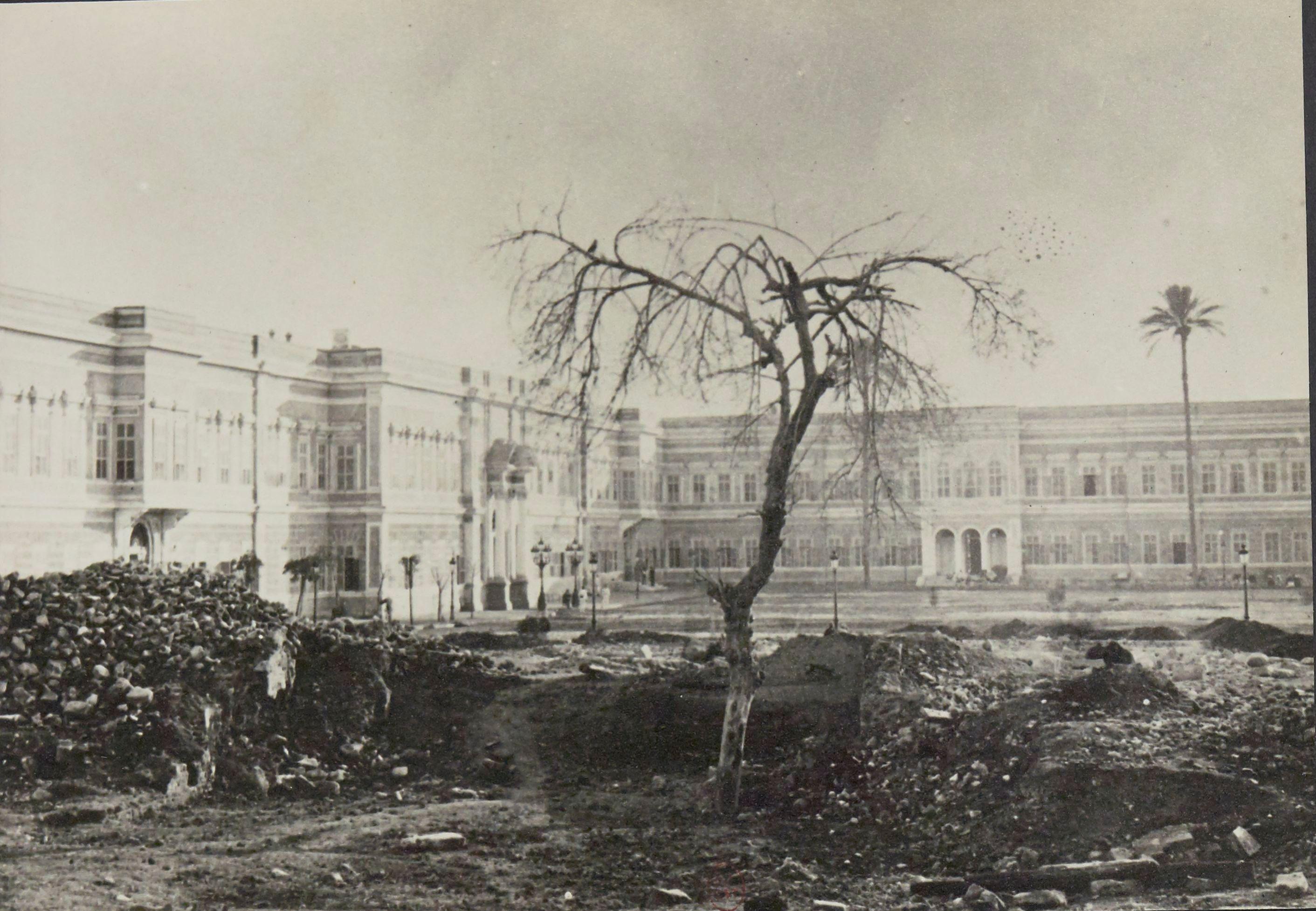 1870. Дворец Абдин