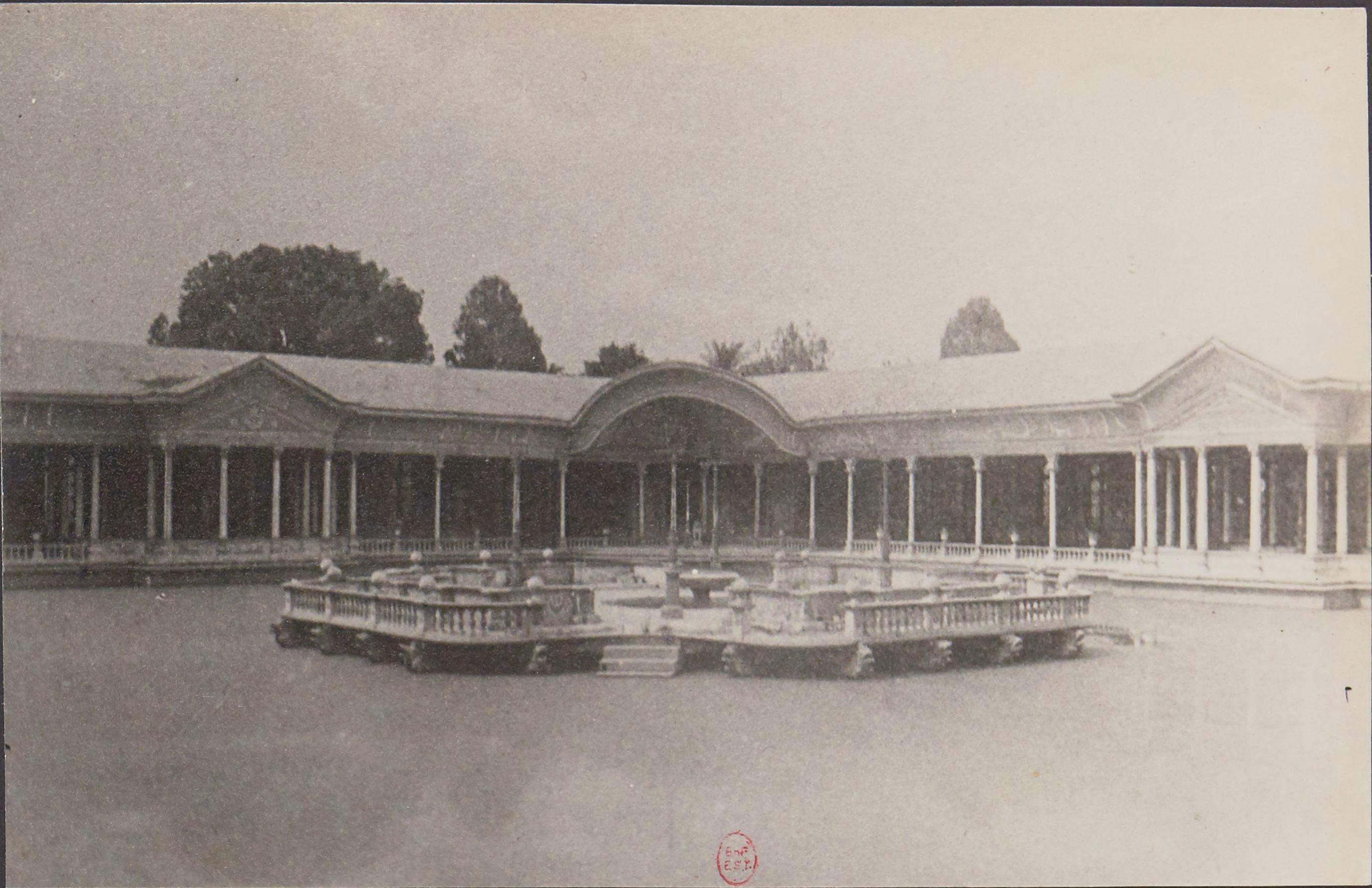 1870. Дворец Мухаммеда Али