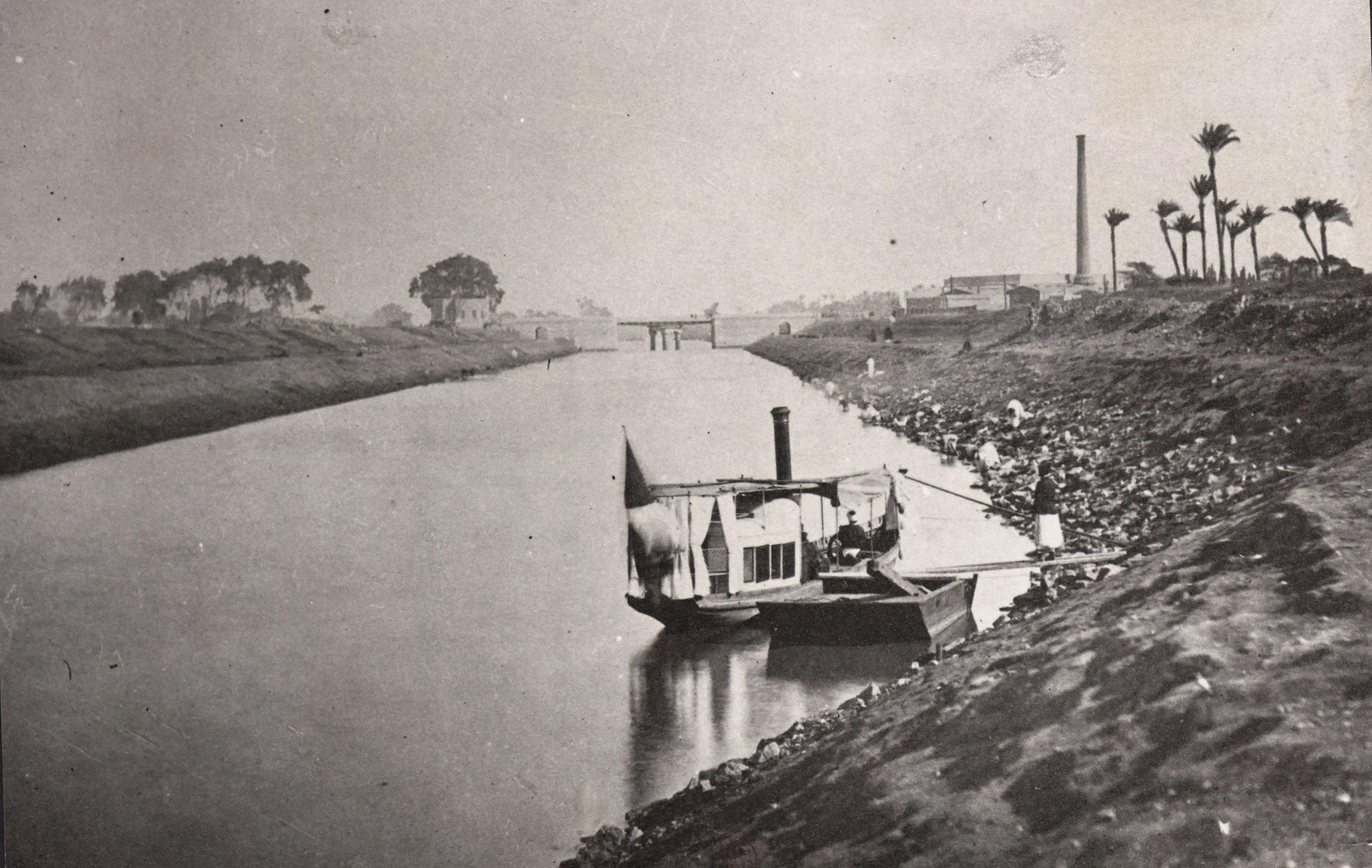 1870. Канал Измаила
