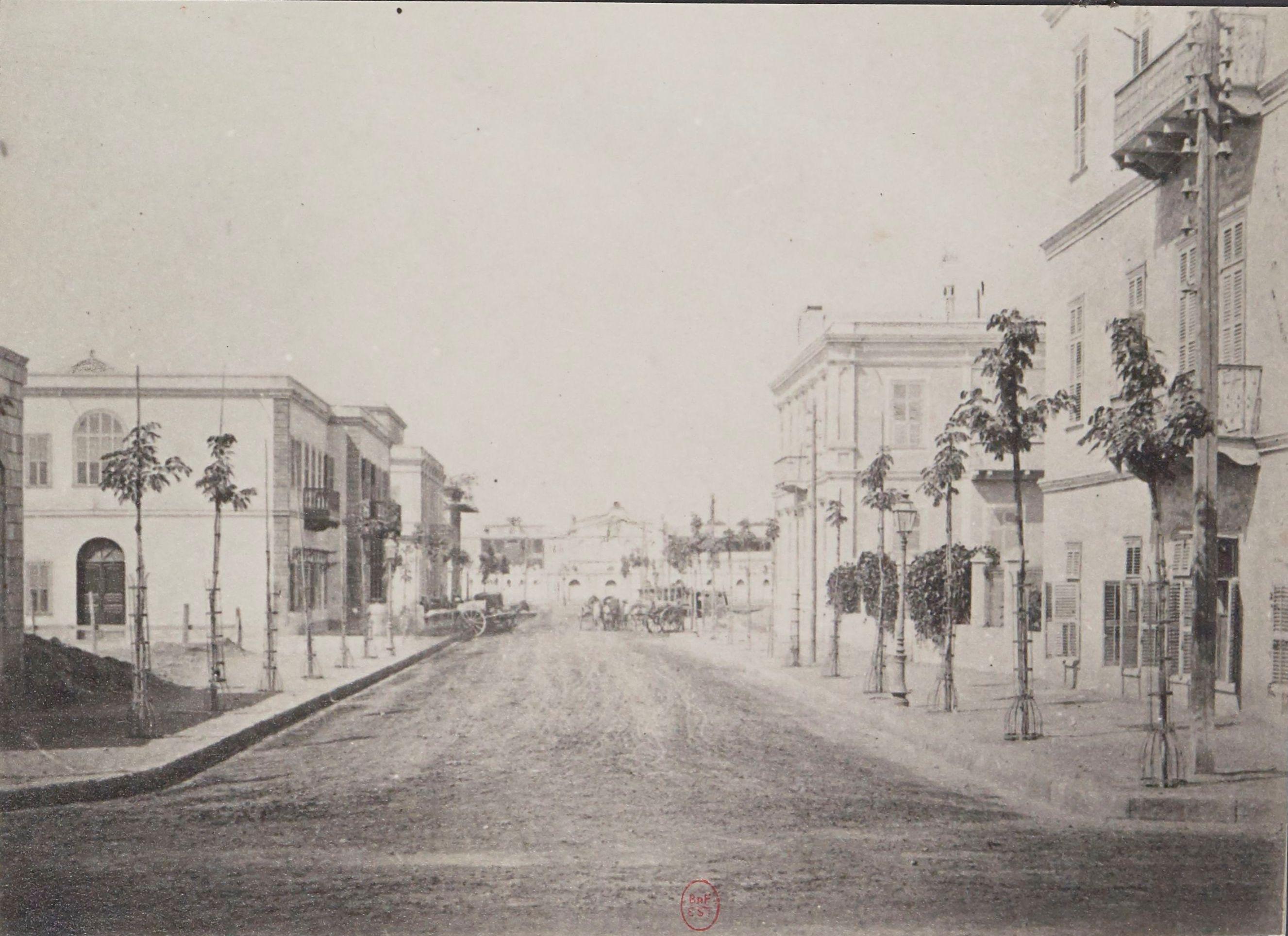 1870. Чарех Каср-ель-Нил