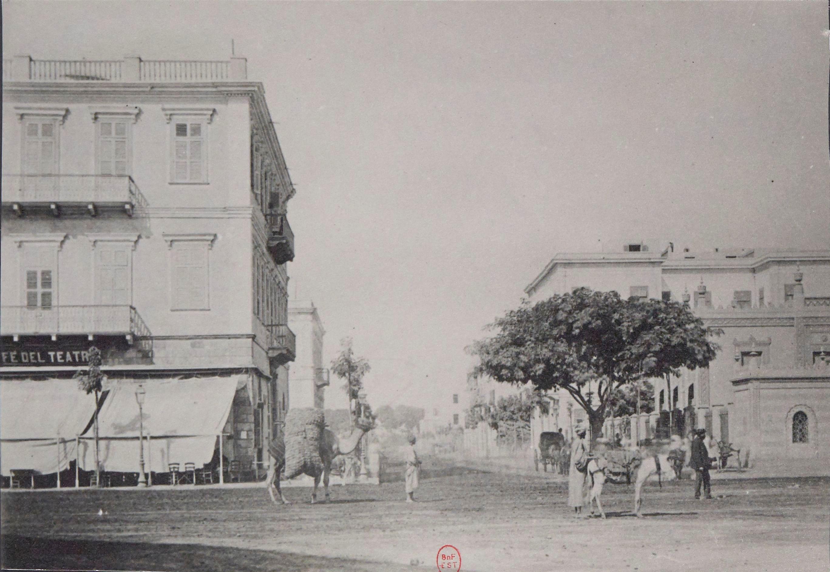 1870. Чарех эль-Манах