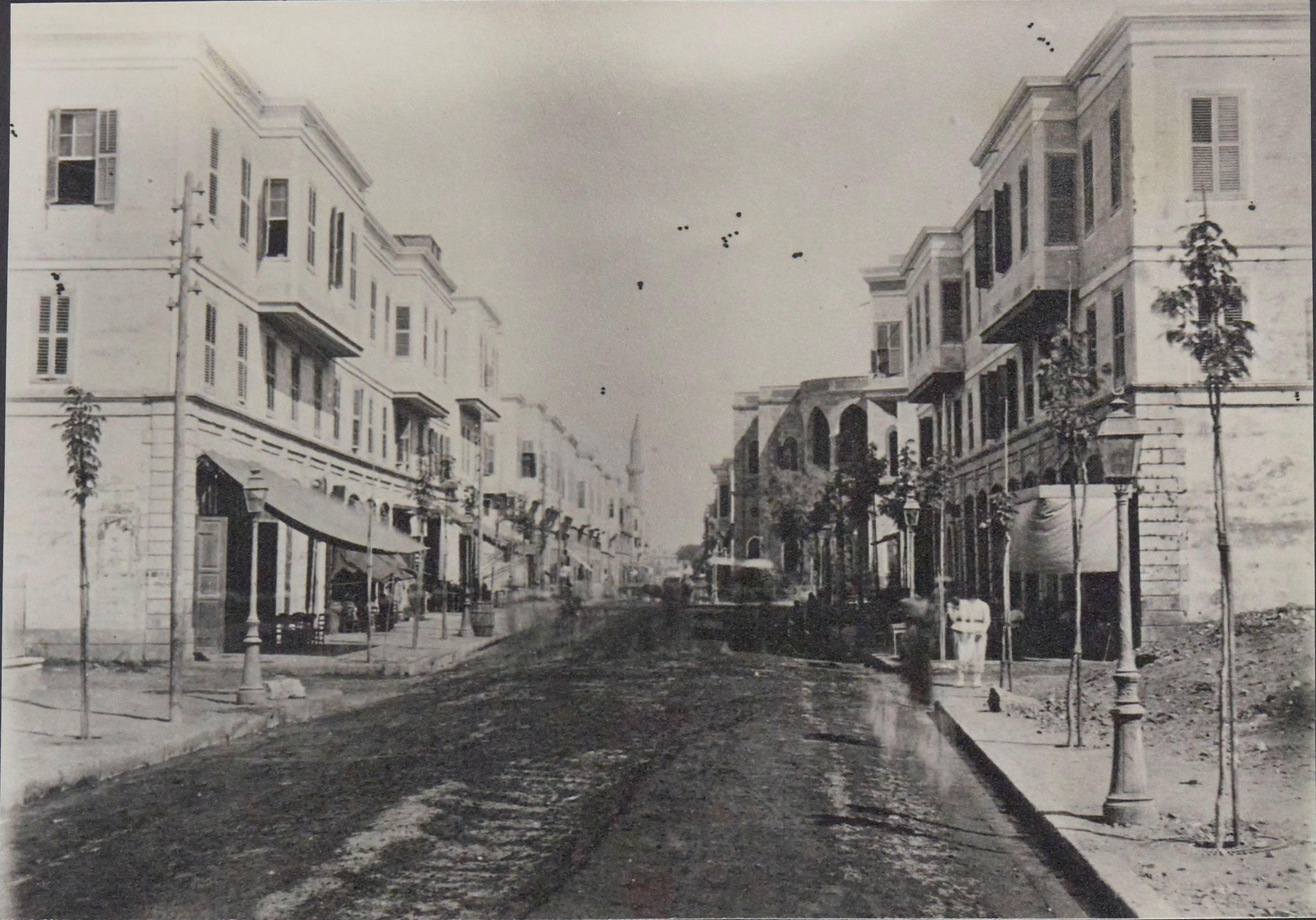 1870. Чарех-эль-Абдин