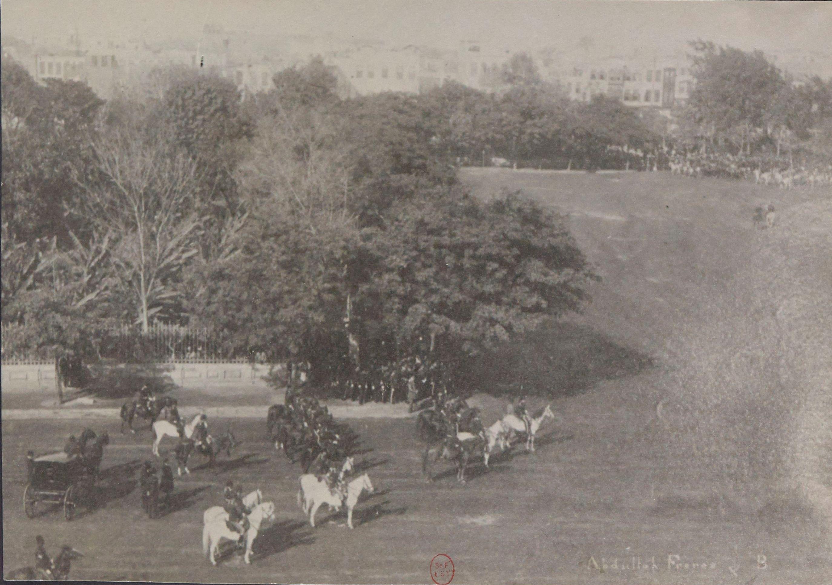 1890. Дворец Абдин