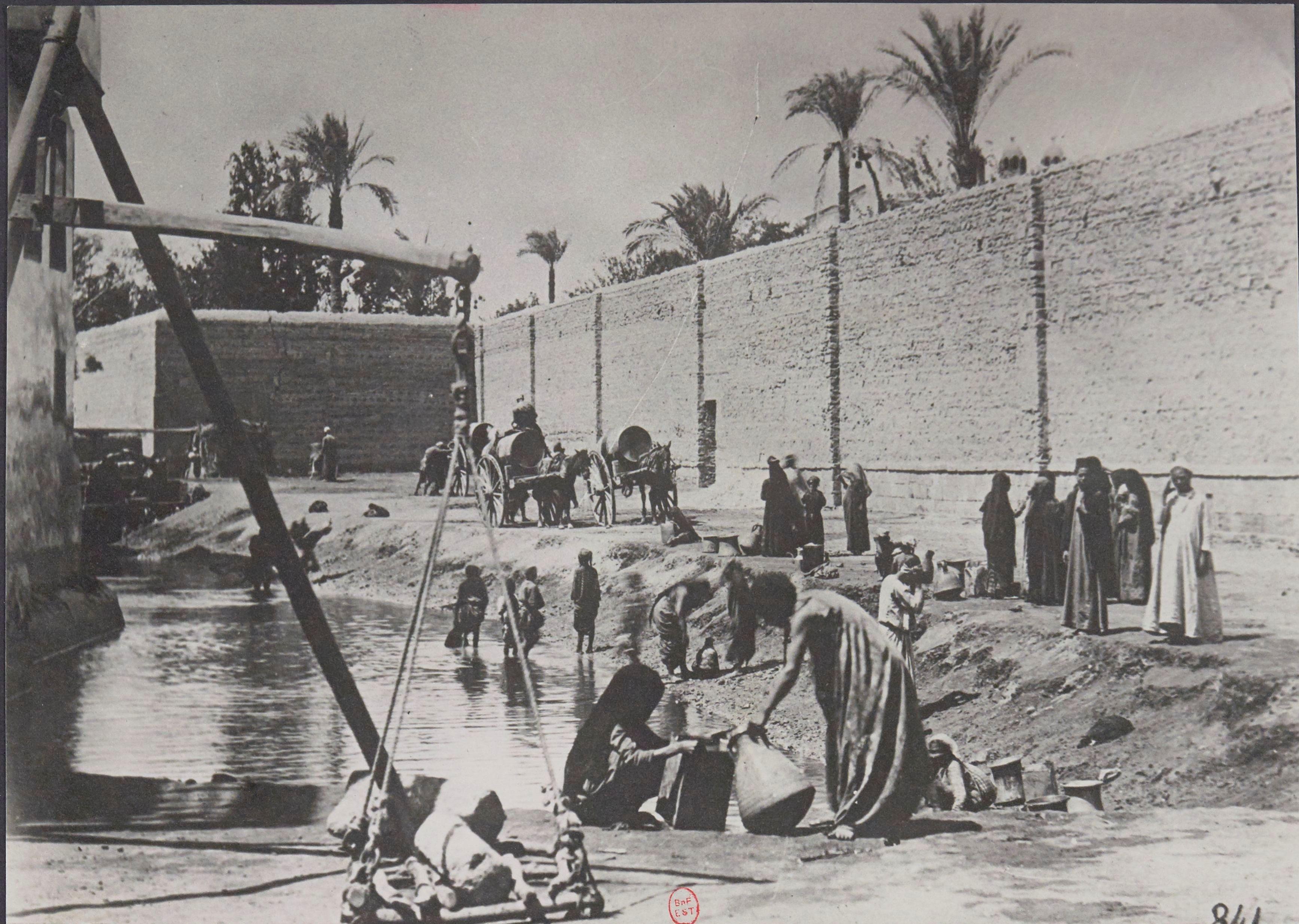 1892. Биркет-эль-Филь