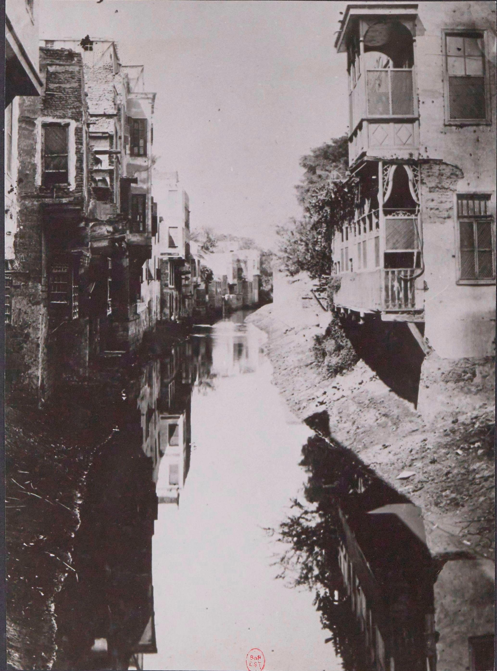 1895. Канал Халиг аль-Масри (2)