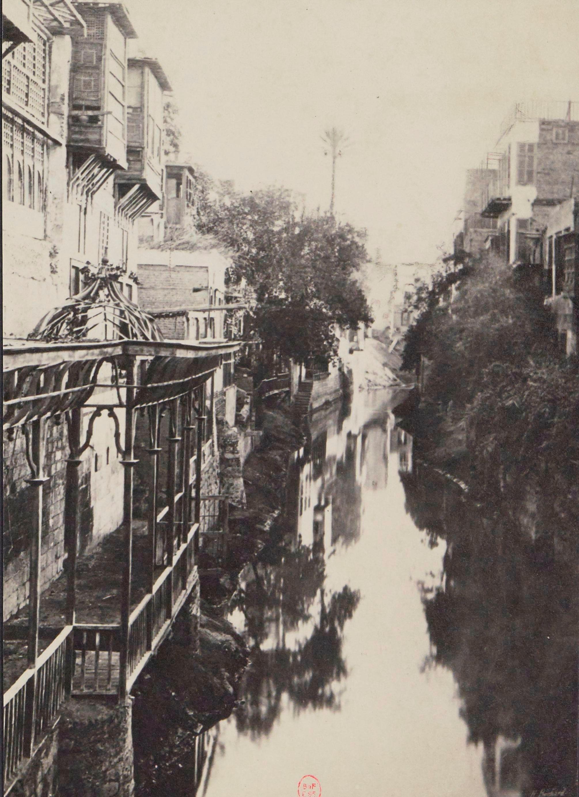 1895. Канал Халиг аль-Масри (3)