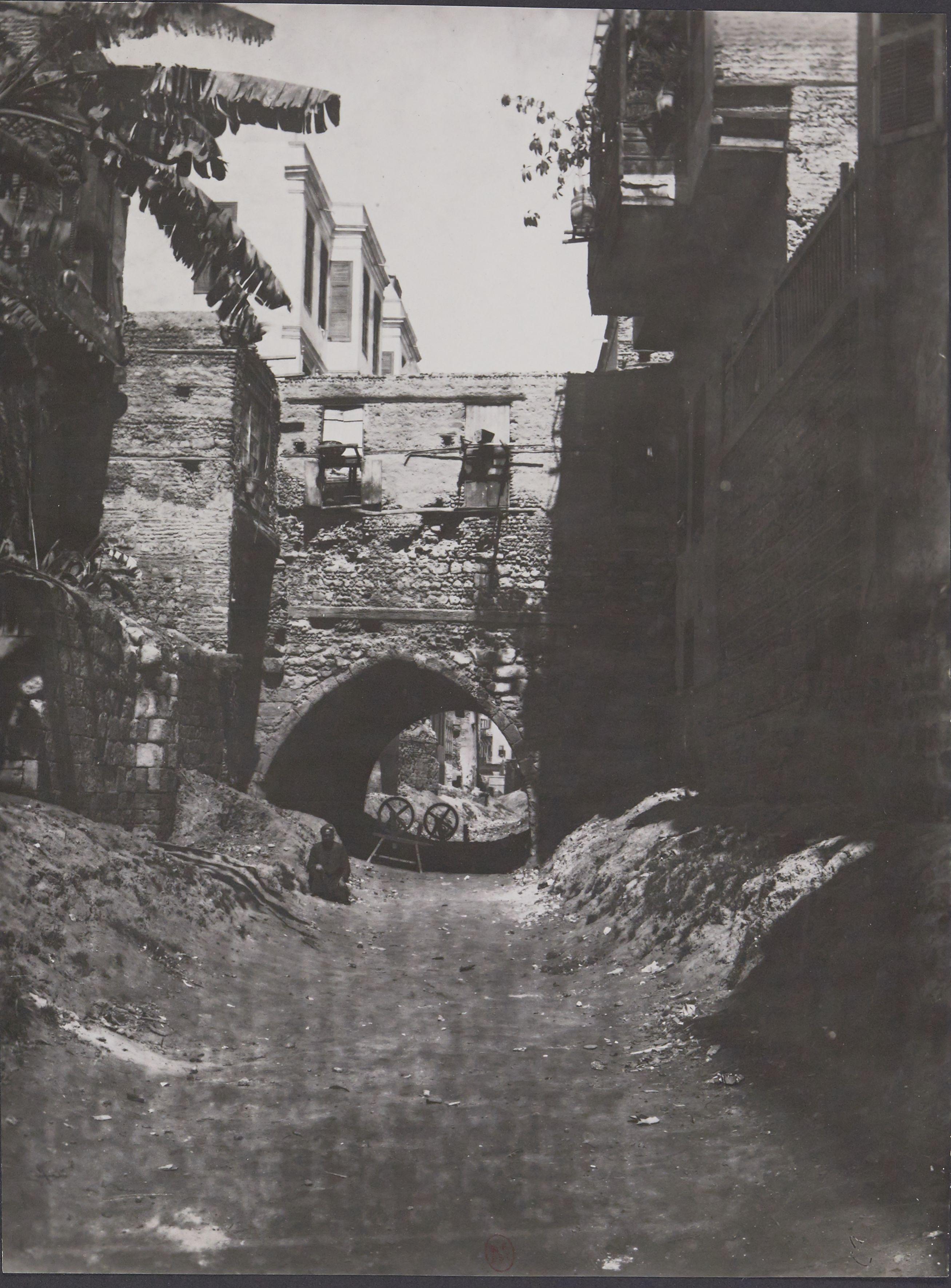 1895. Канал Халиг аль-Масри (4)