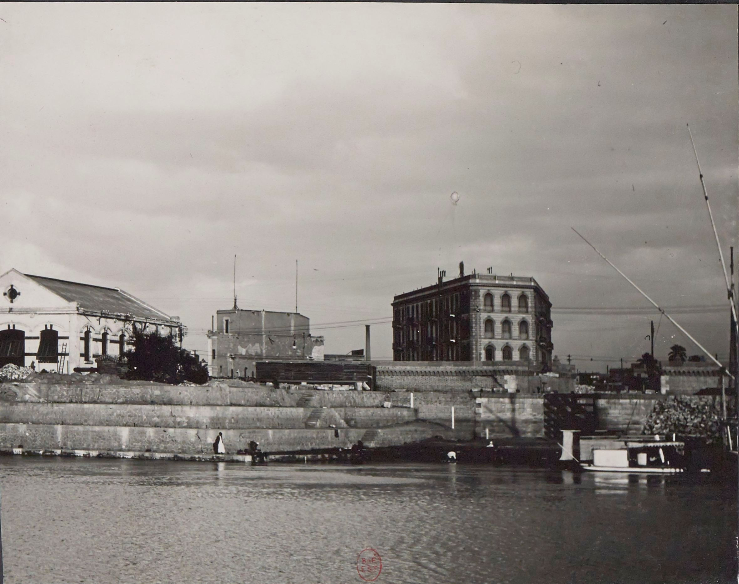 1903. Канал Измаила