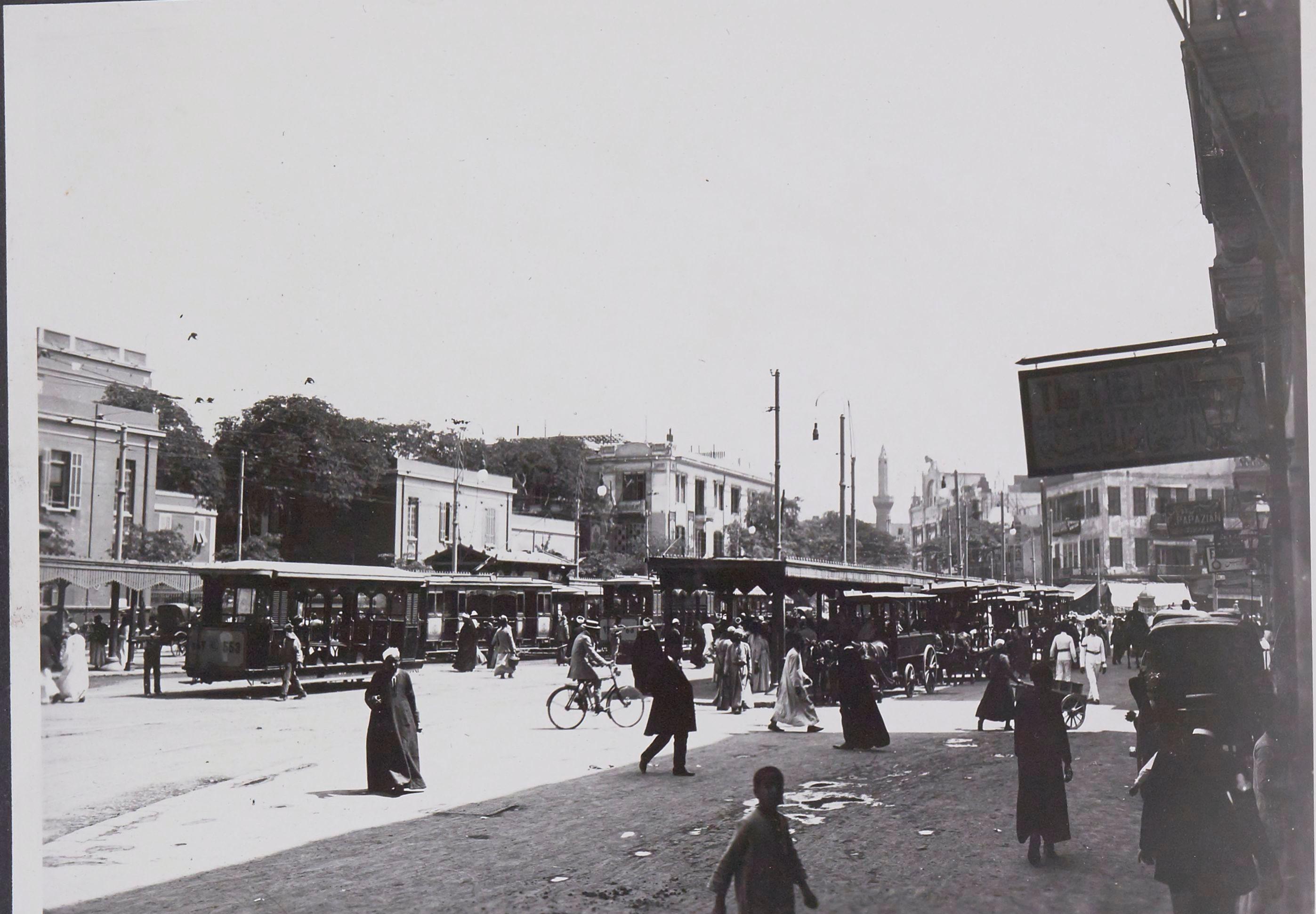 1908. Площадь Аль Атаба