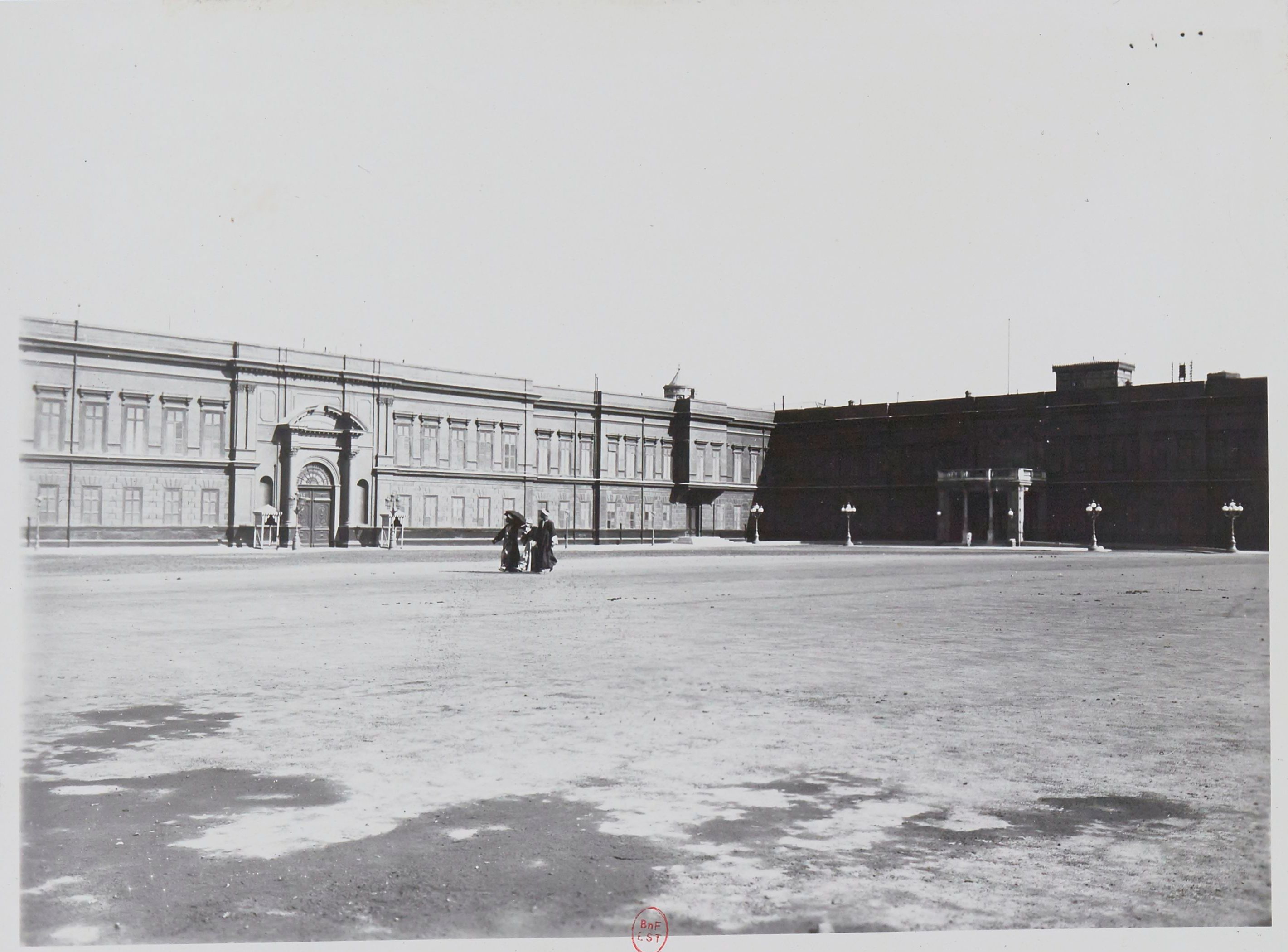 1909. Дворец Абдин (1)