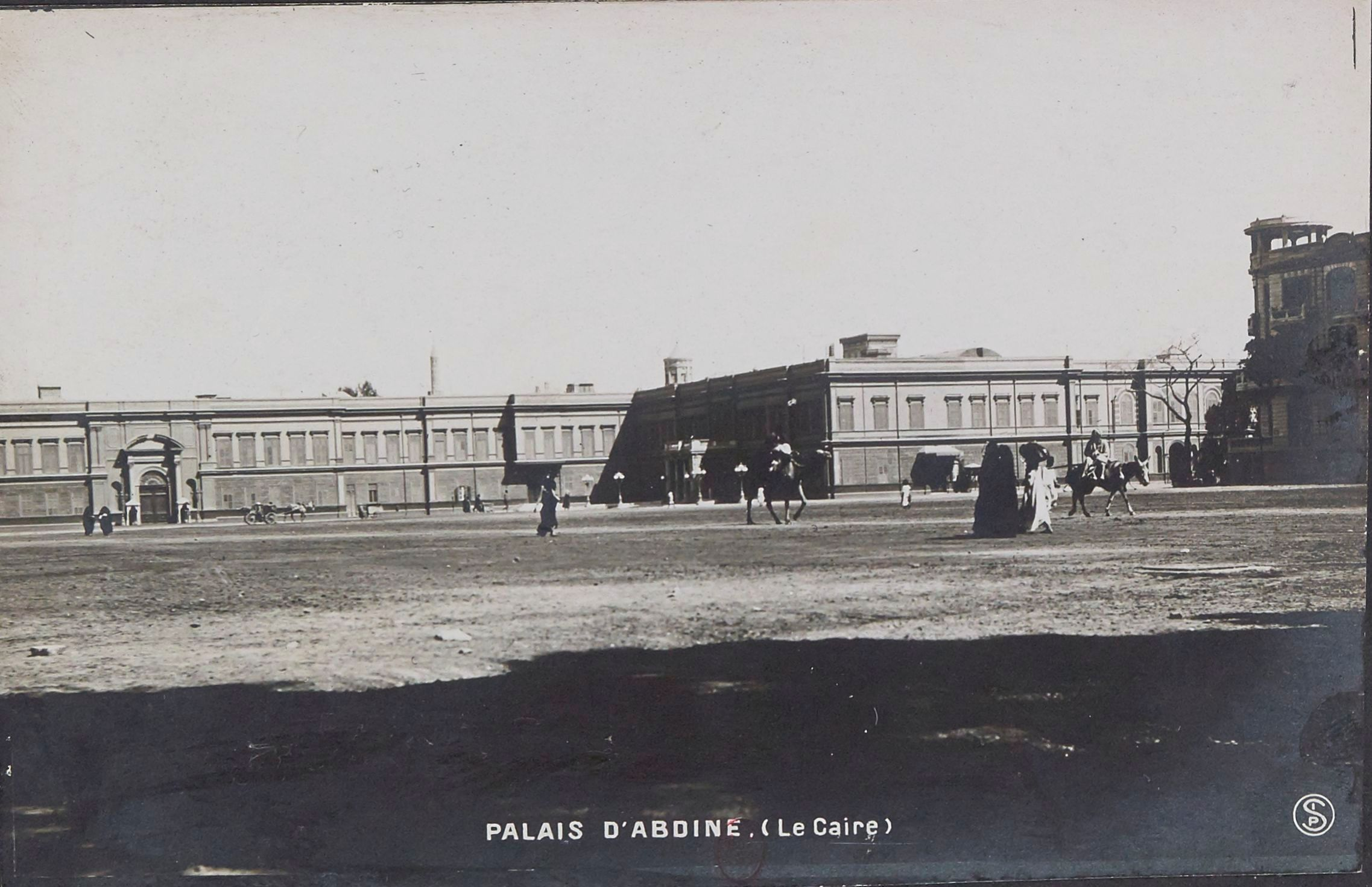 1909. Дворец Абдин (2)