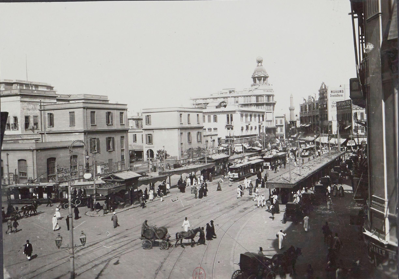 1913. Площадь Аль Атаба (2)