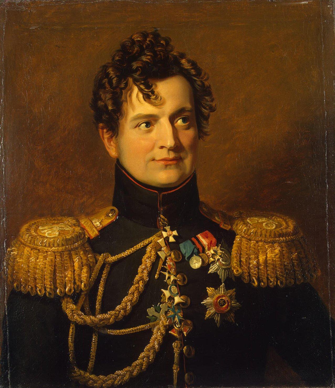 Ожаровский, Адам Петрович
