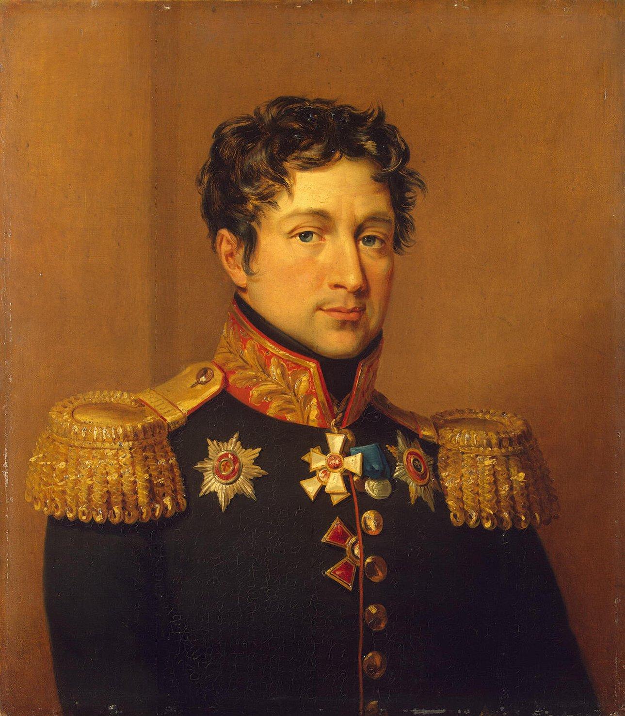 Олсуфьев, Захар Дмитриевич