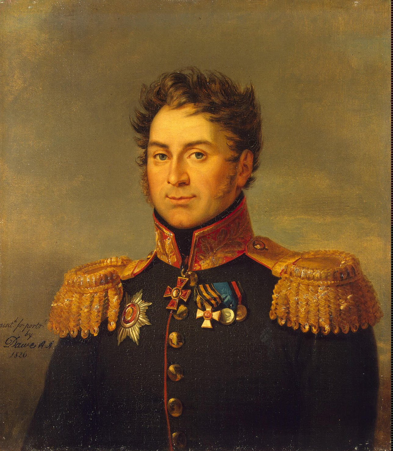 Олсуфьев, Николай Дмитриевич