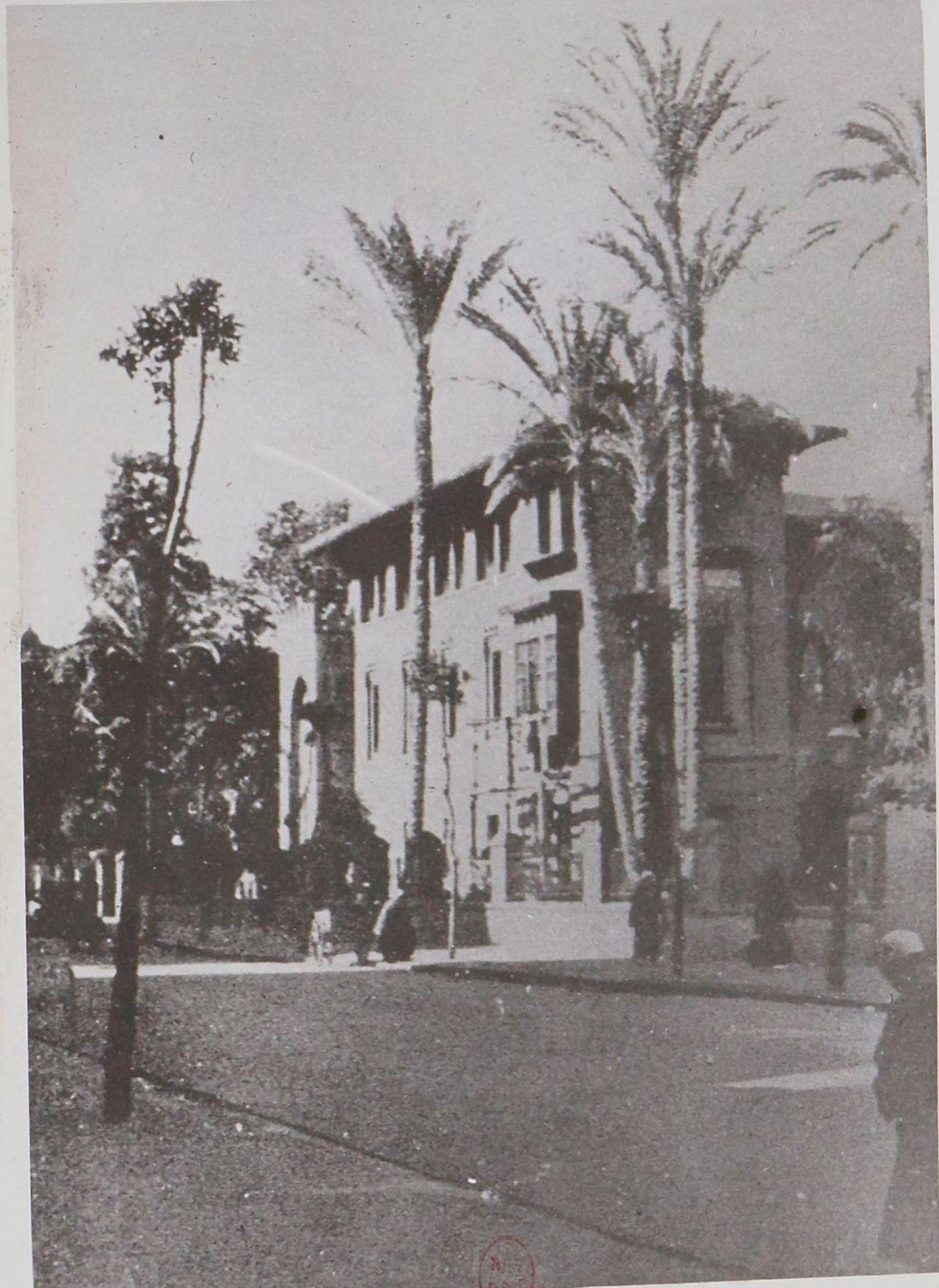 1936. Улица Мадабеш (2)