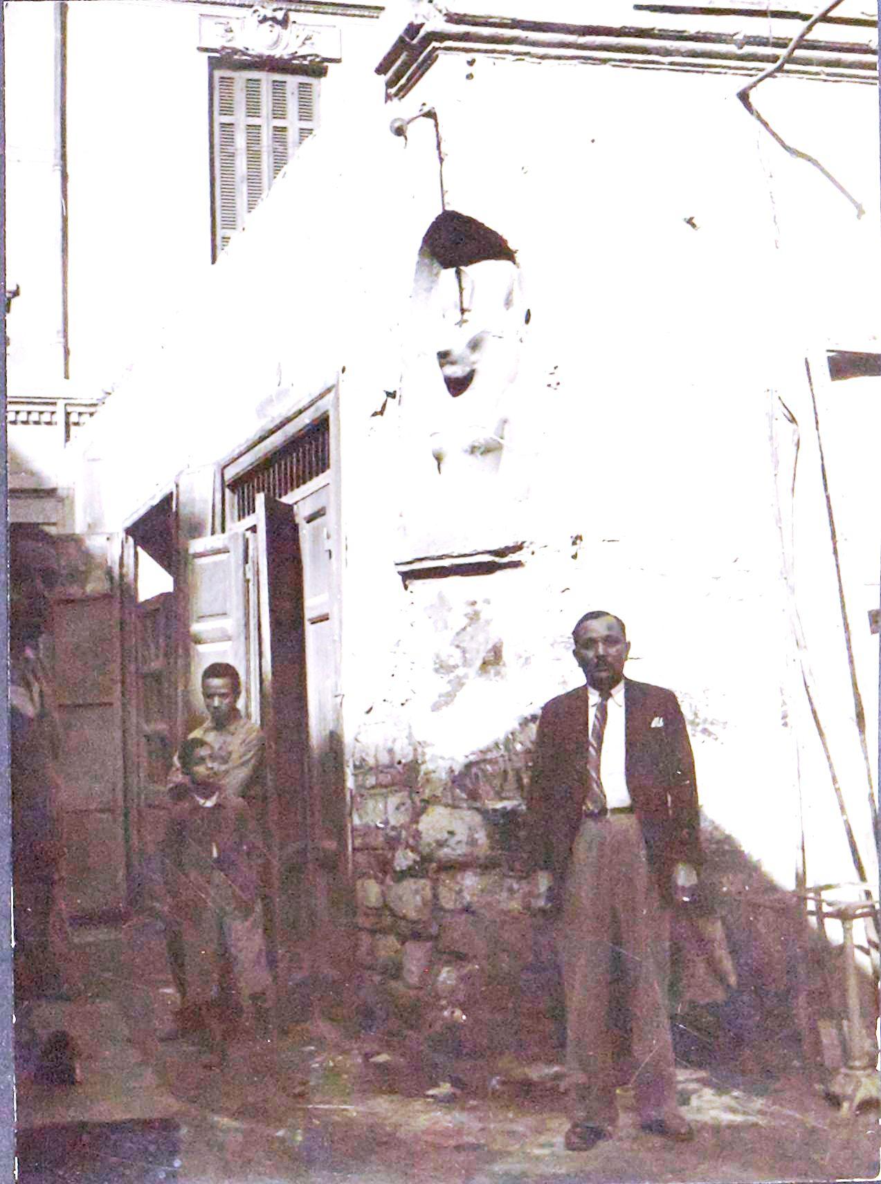 1945. Улица Муски (2)