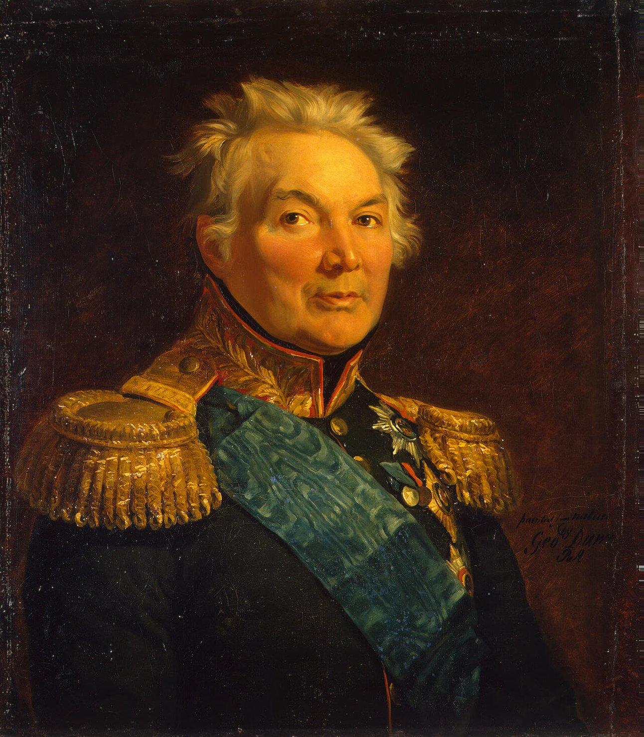 Остен-Сакен, Фабиан Вильгельмович