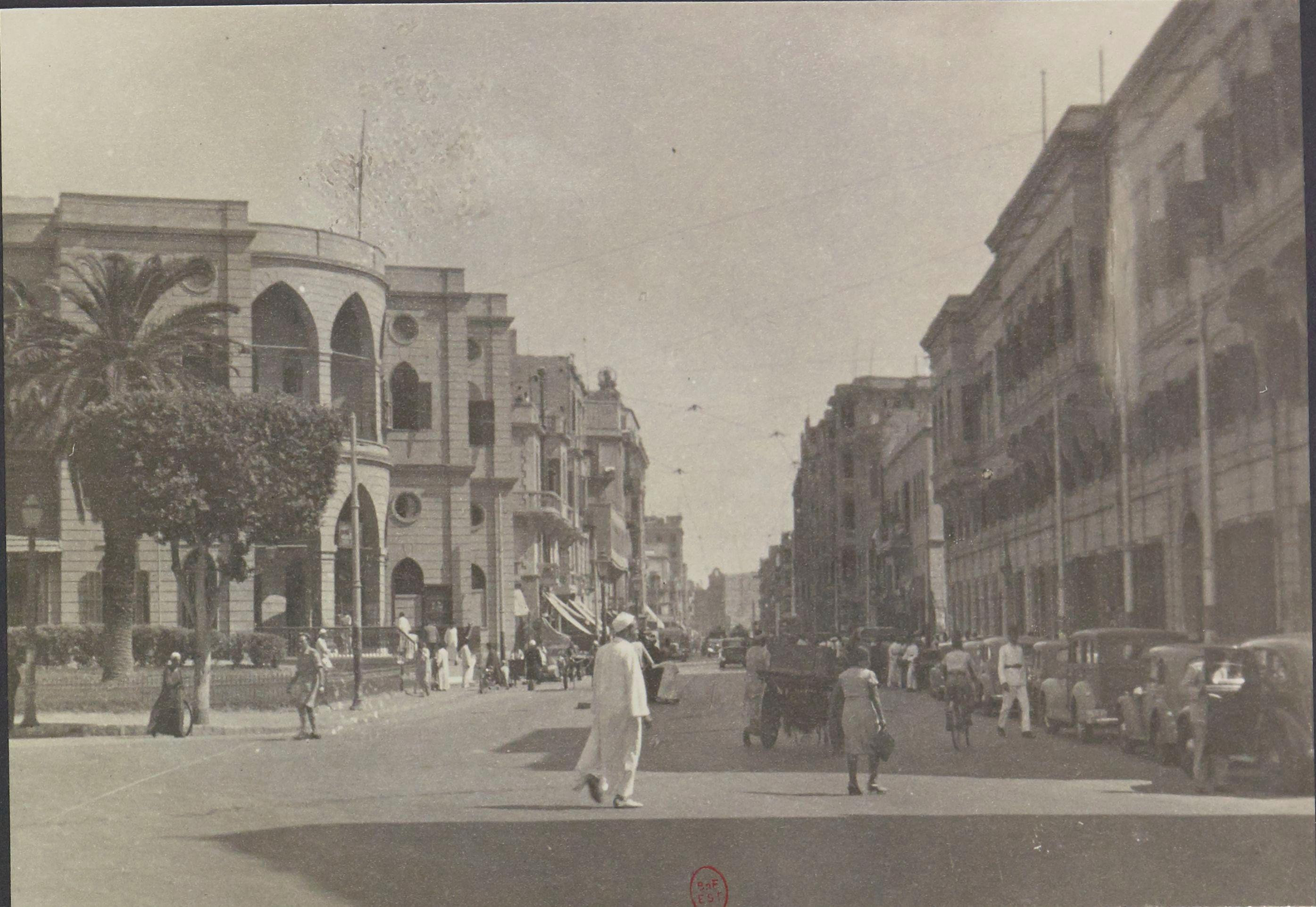 1945. Чарех Абдель-Азиз