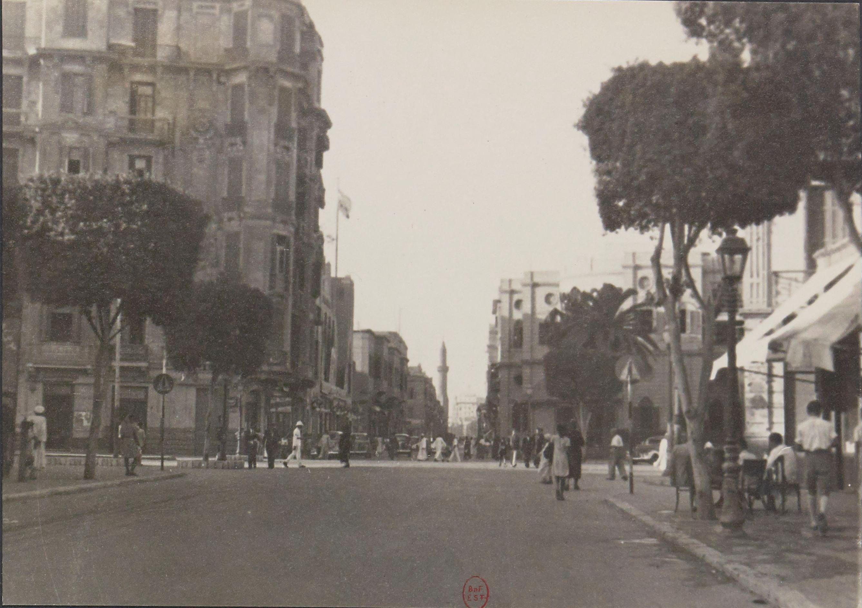 1945. Чарех-эль-Абдин