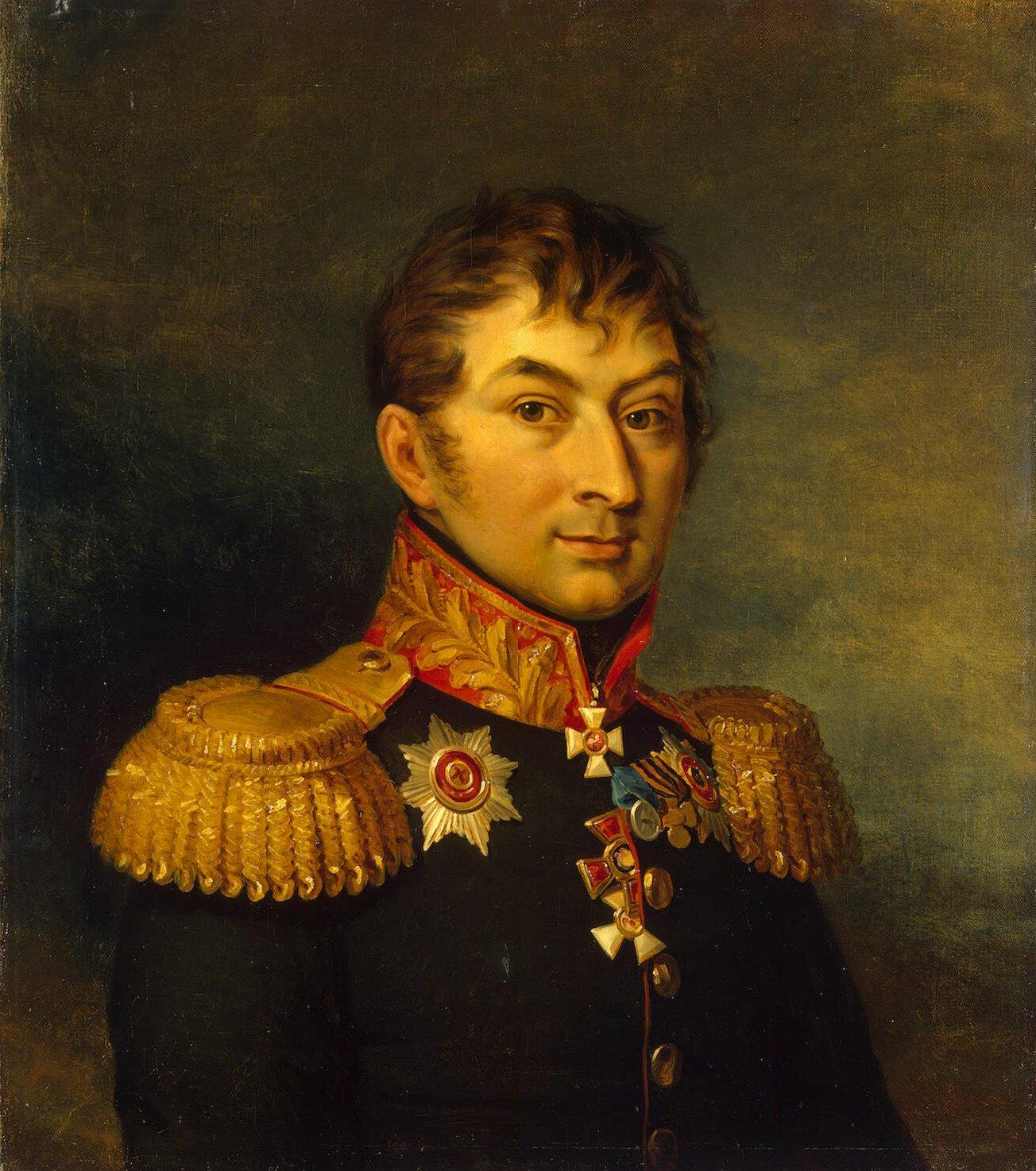 Панчулидзев, Иван Давыдович
