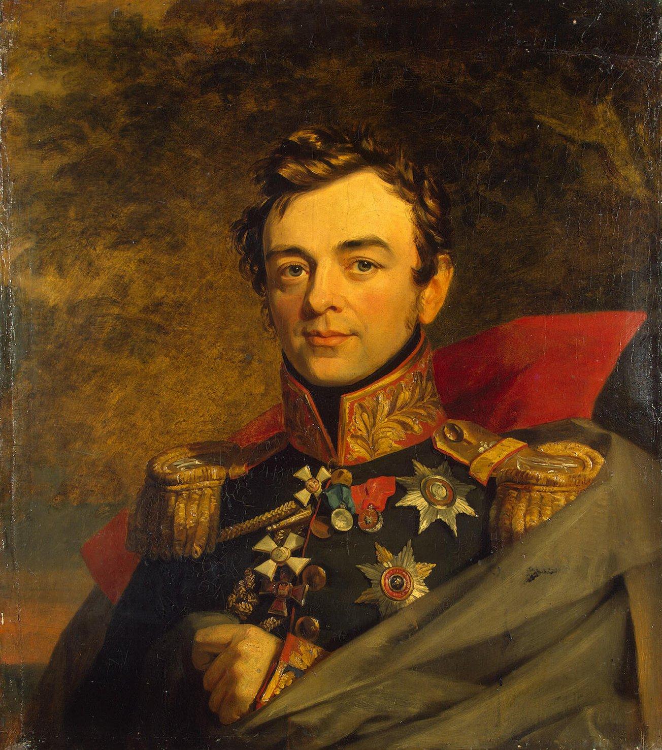 Паскевич, Иван Фёдорович
