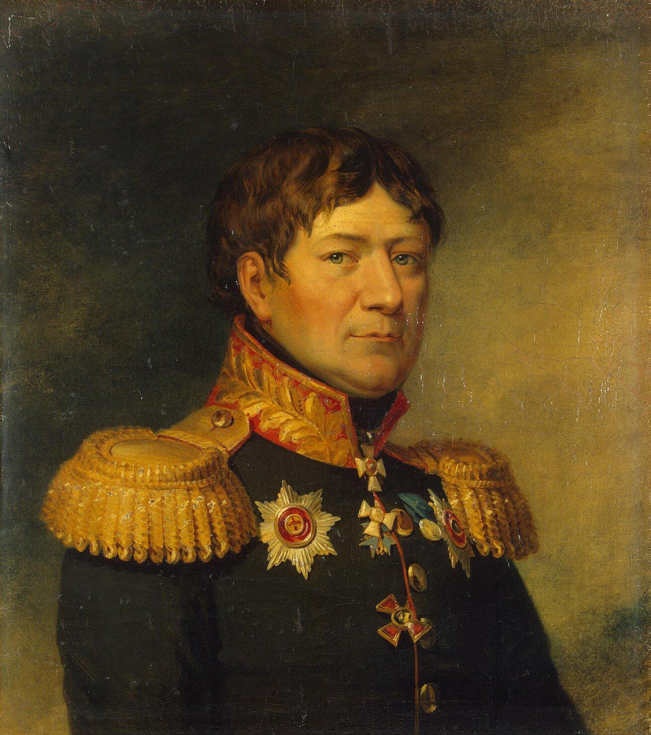 Пиллар, Егор Максимович