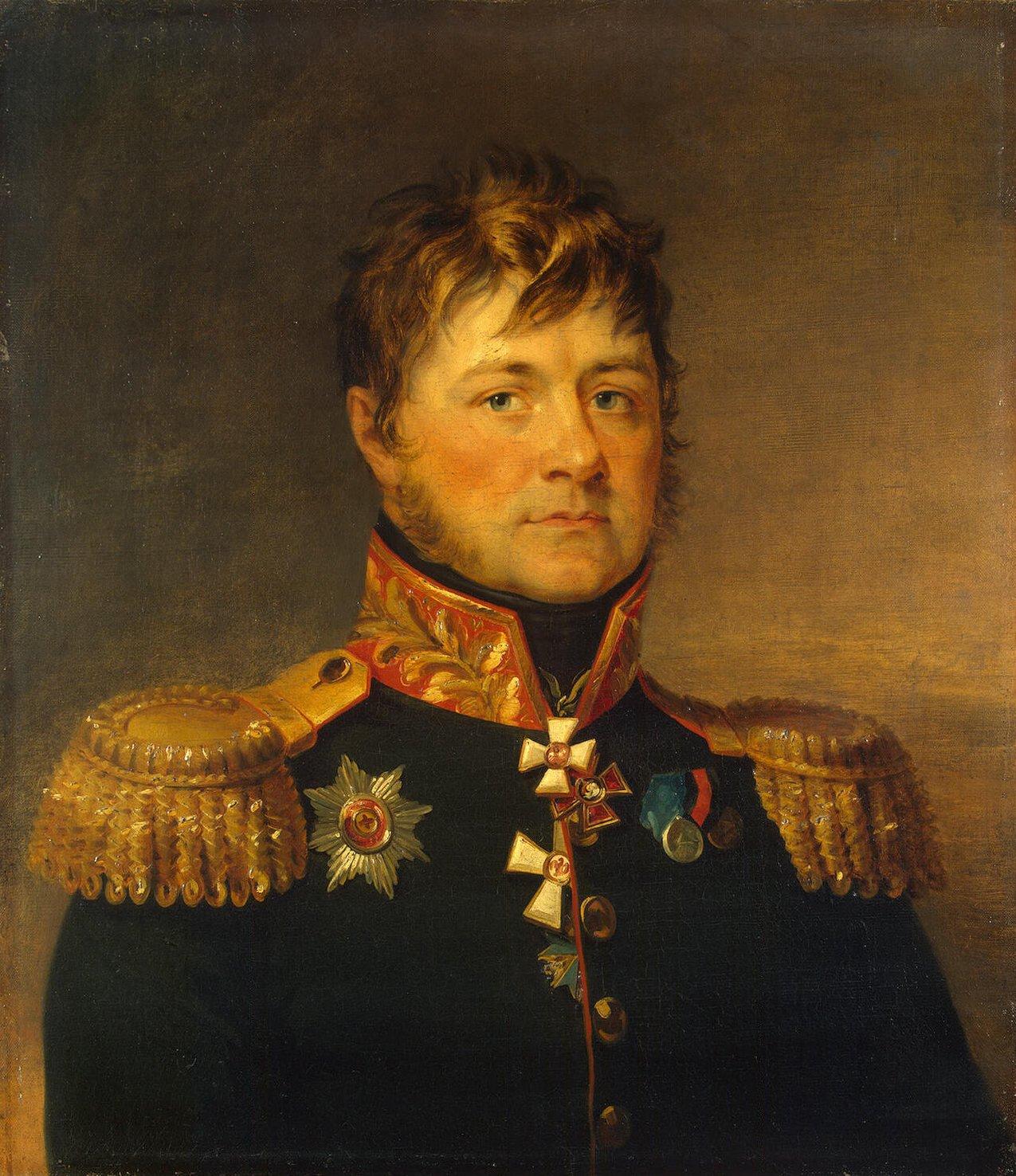 Поль, Иван Лаврентьевич