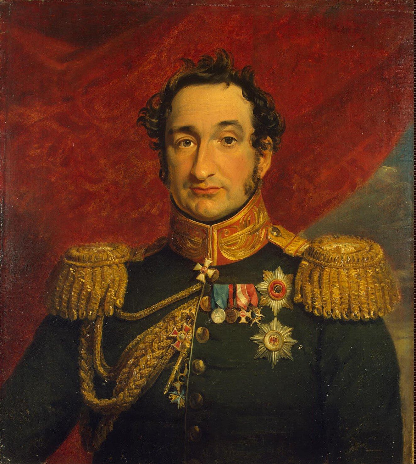 Трубецкой, Василий Сергеевич