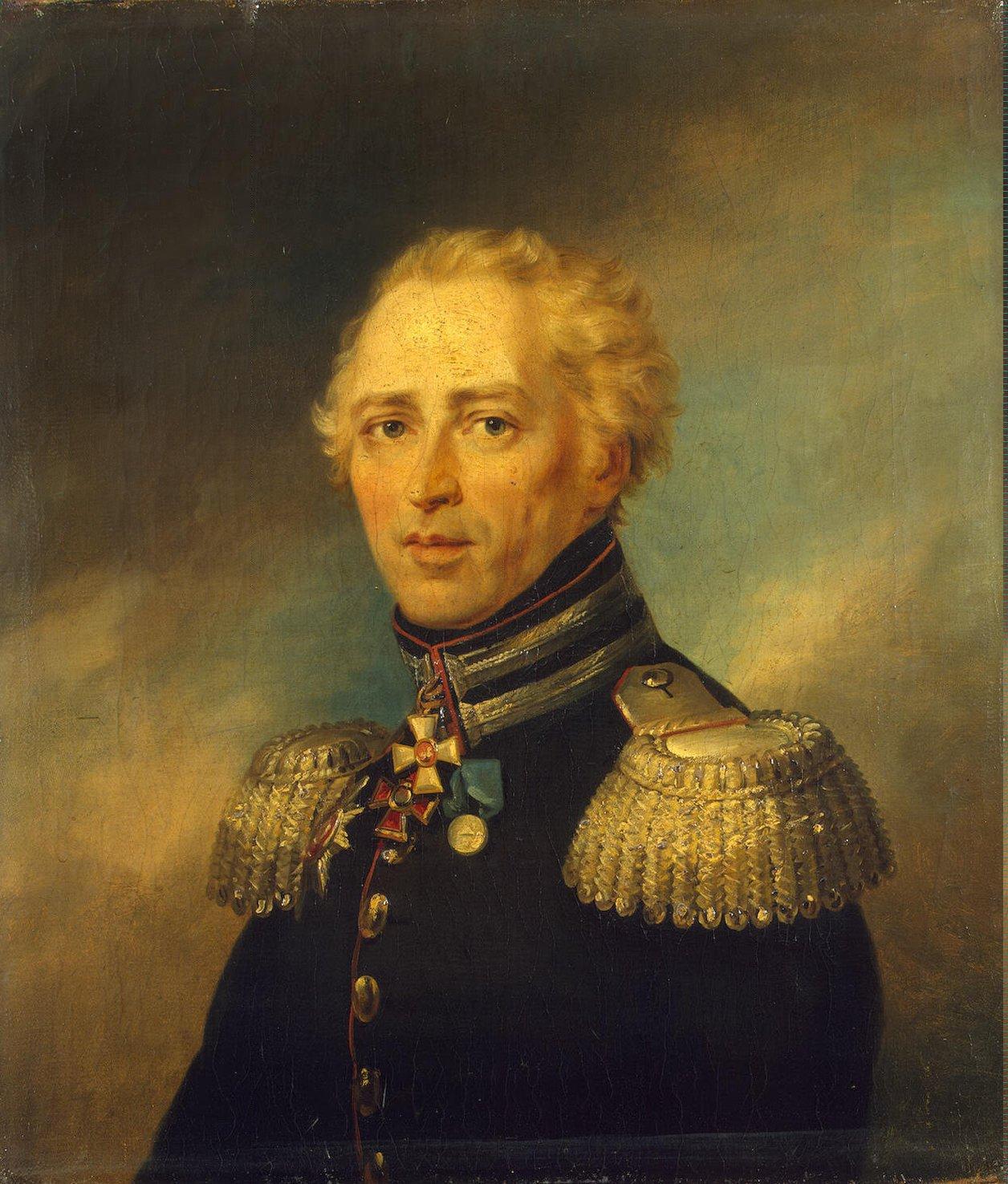 Трузсон, Христиан Иванович
