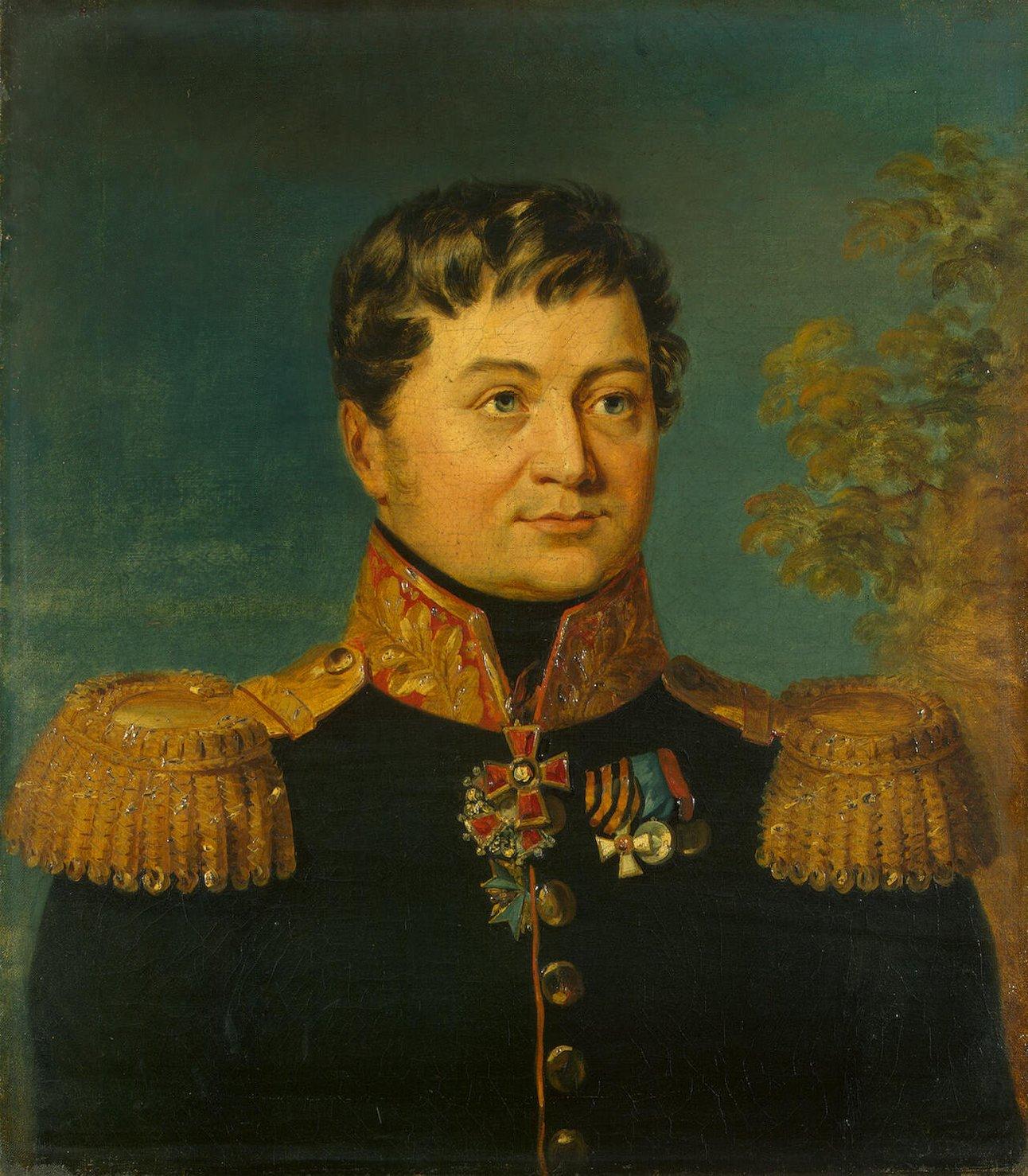 Турчанинов, Андрей Петрович