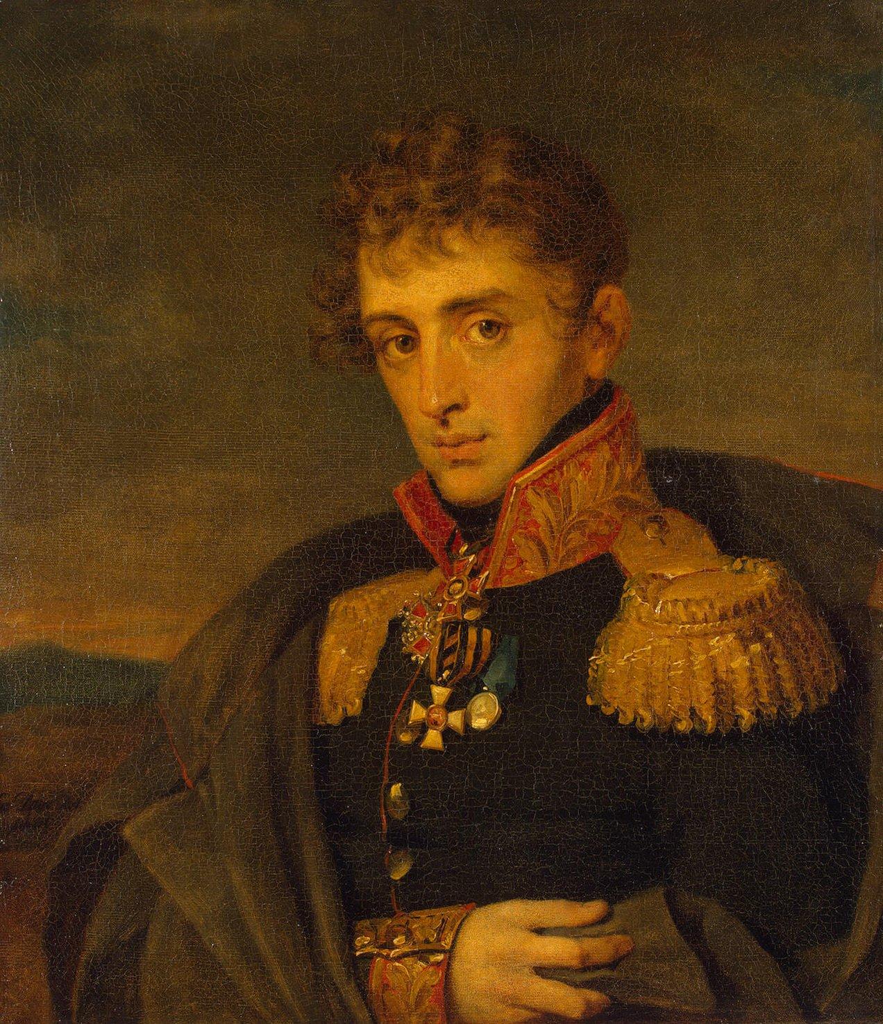 Тучков, Александр Алексеевич
