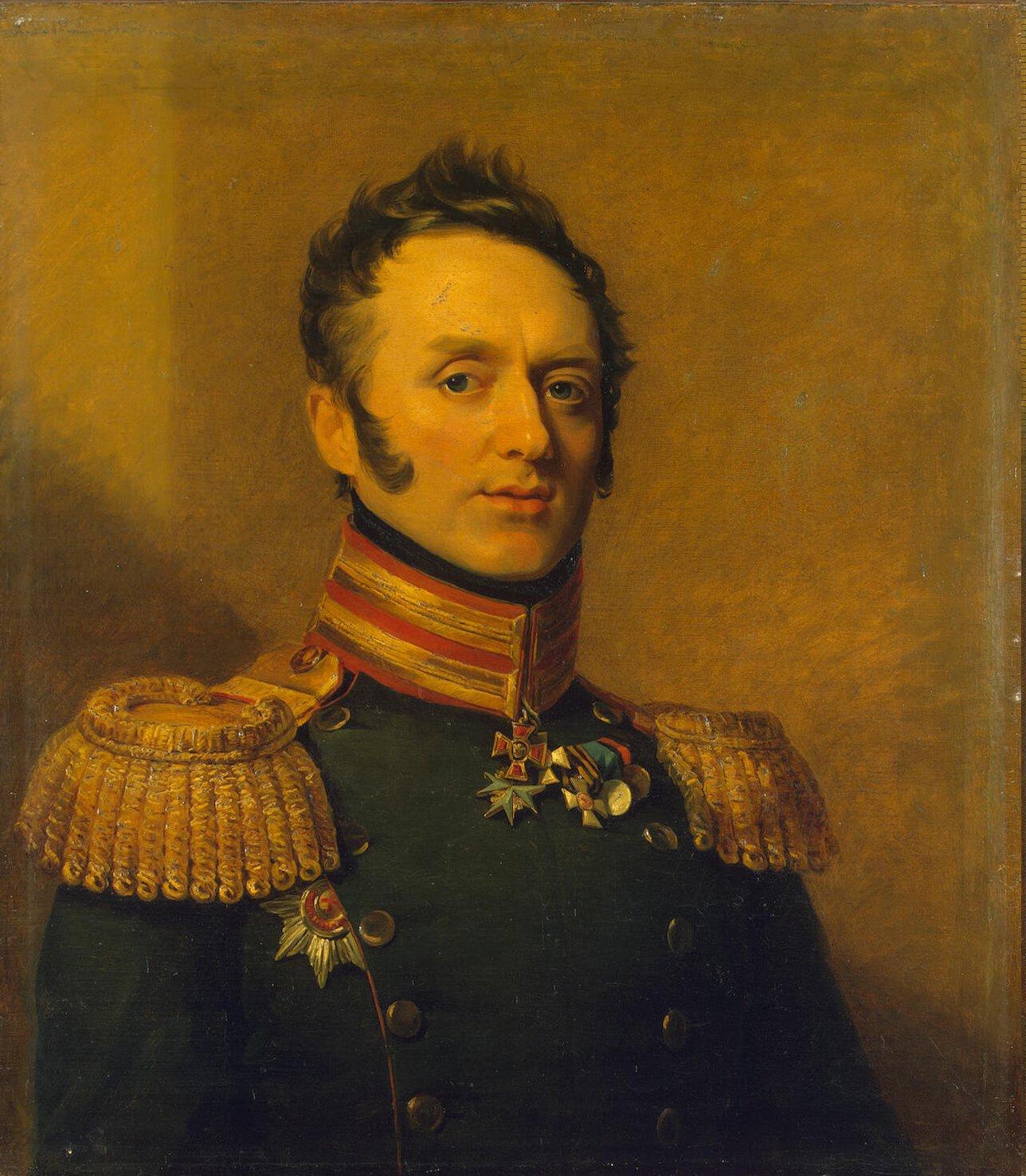 Удом, Иван Фёдорович