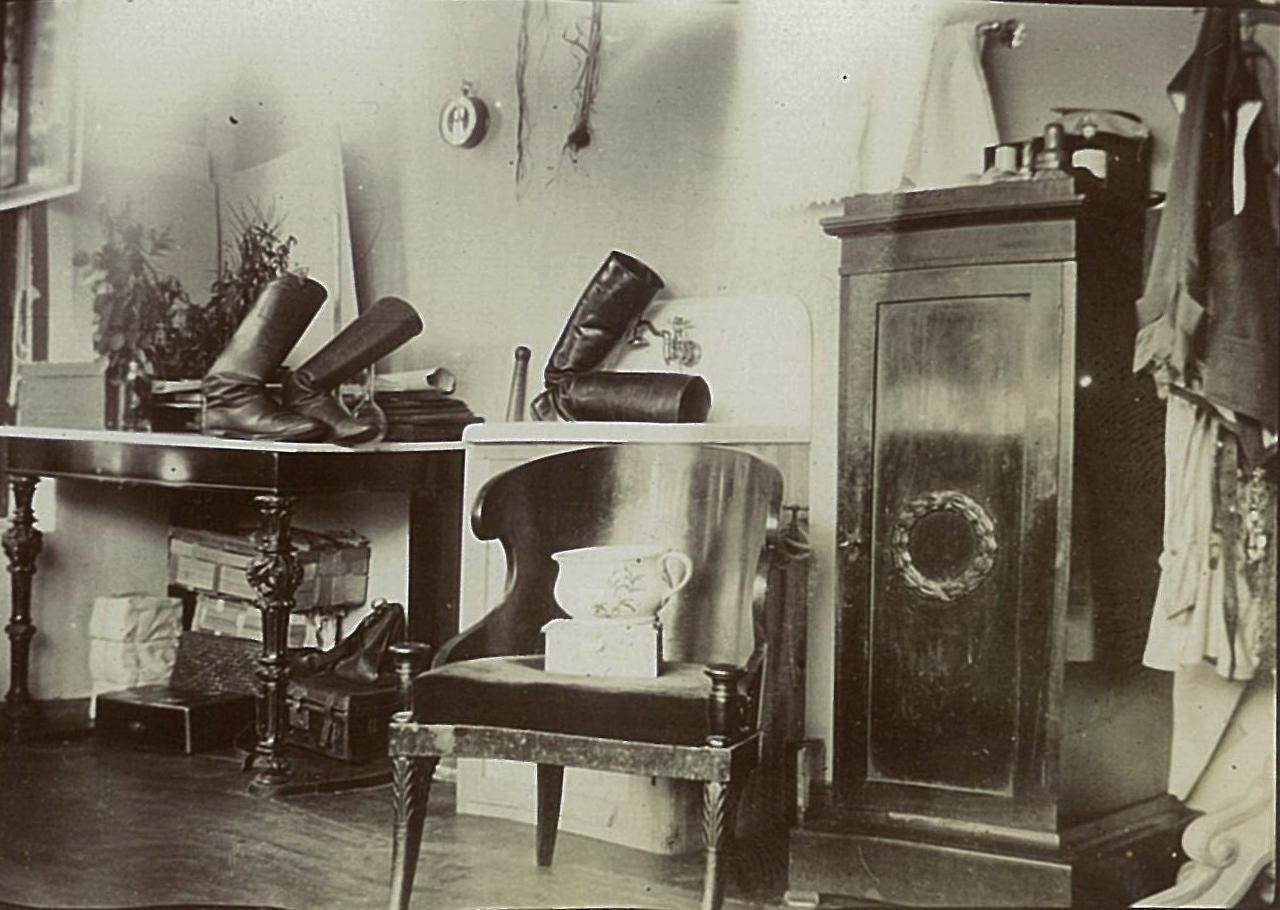 Комната с умывальником в усадебном доме