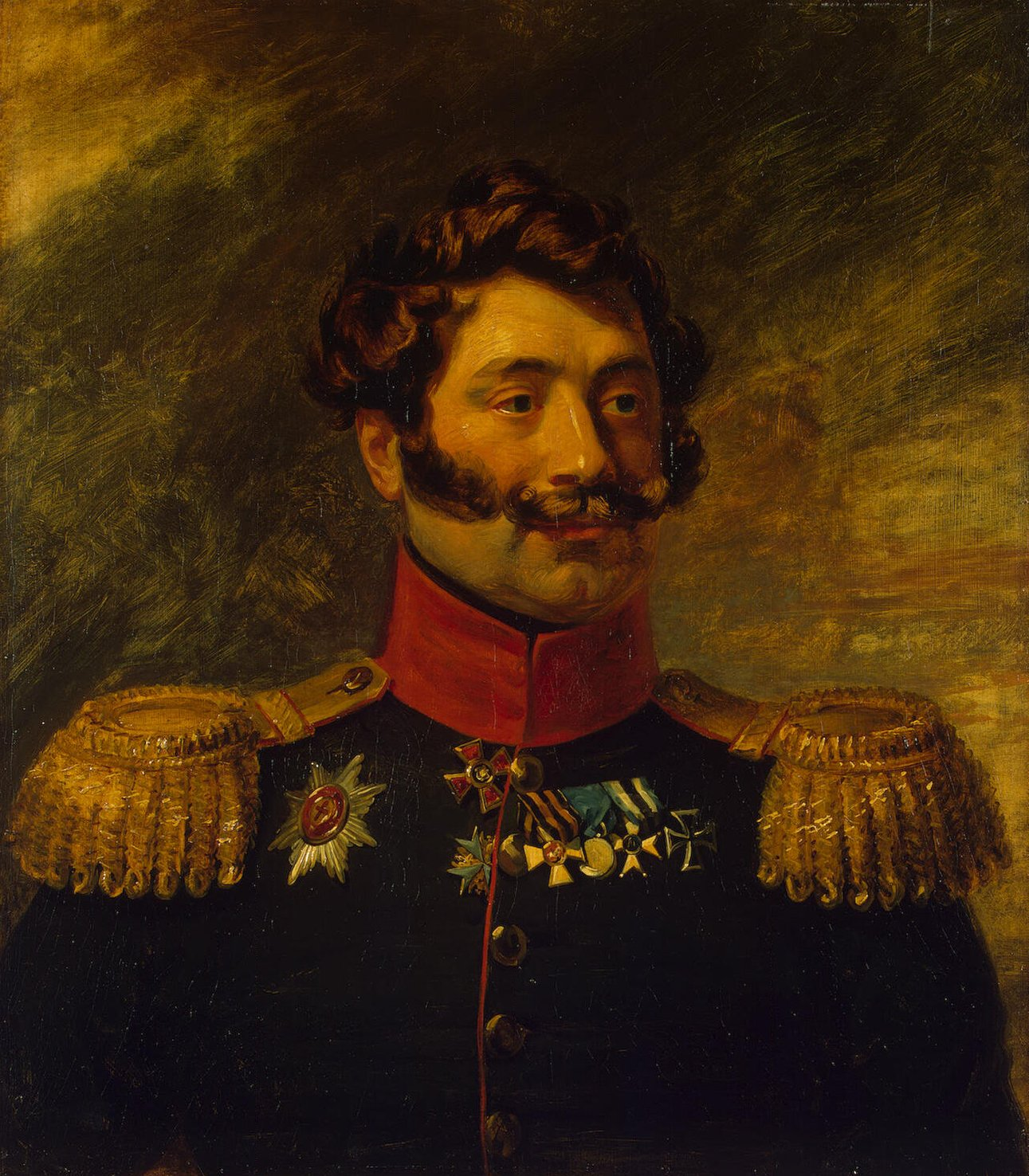 Хилков, Степан Александрович